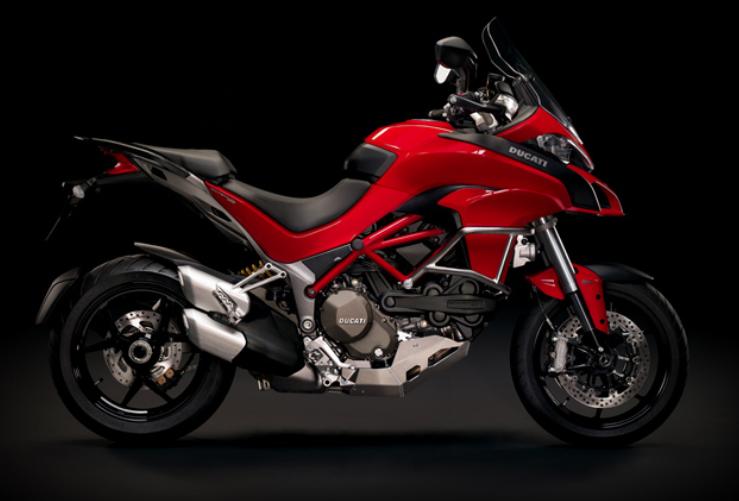 Ducati Multistrada 1200 Enduro Pack