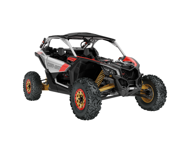 Can-Am Maverick X RS SA Turbo RR
