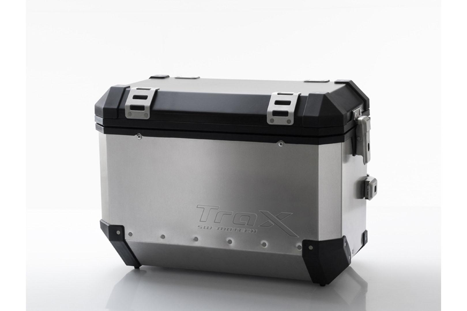 TraX EVO L 45L Vasen 49x28x37cm hopea
