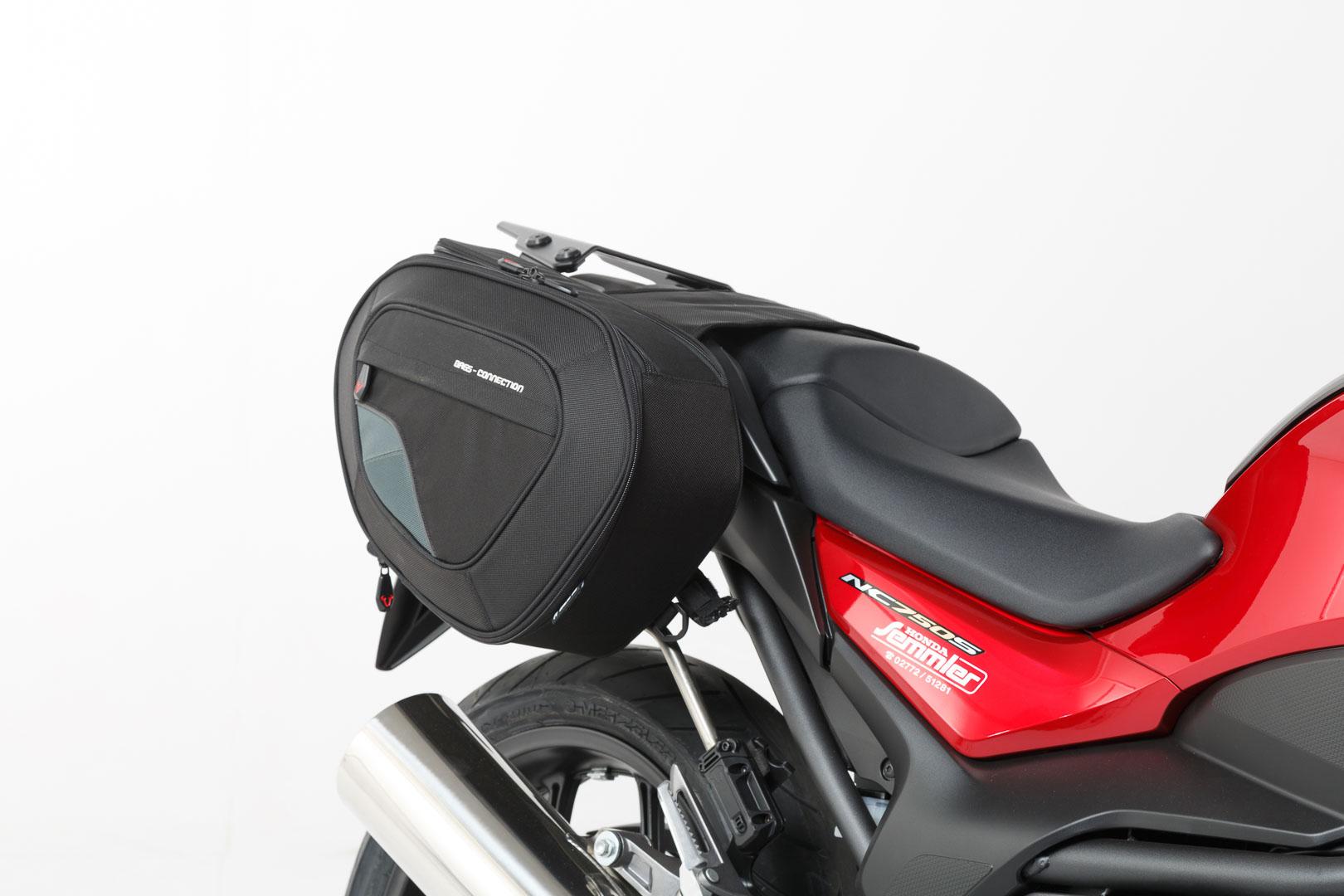 Blaze sivulaukkusarja, Honda NC700X