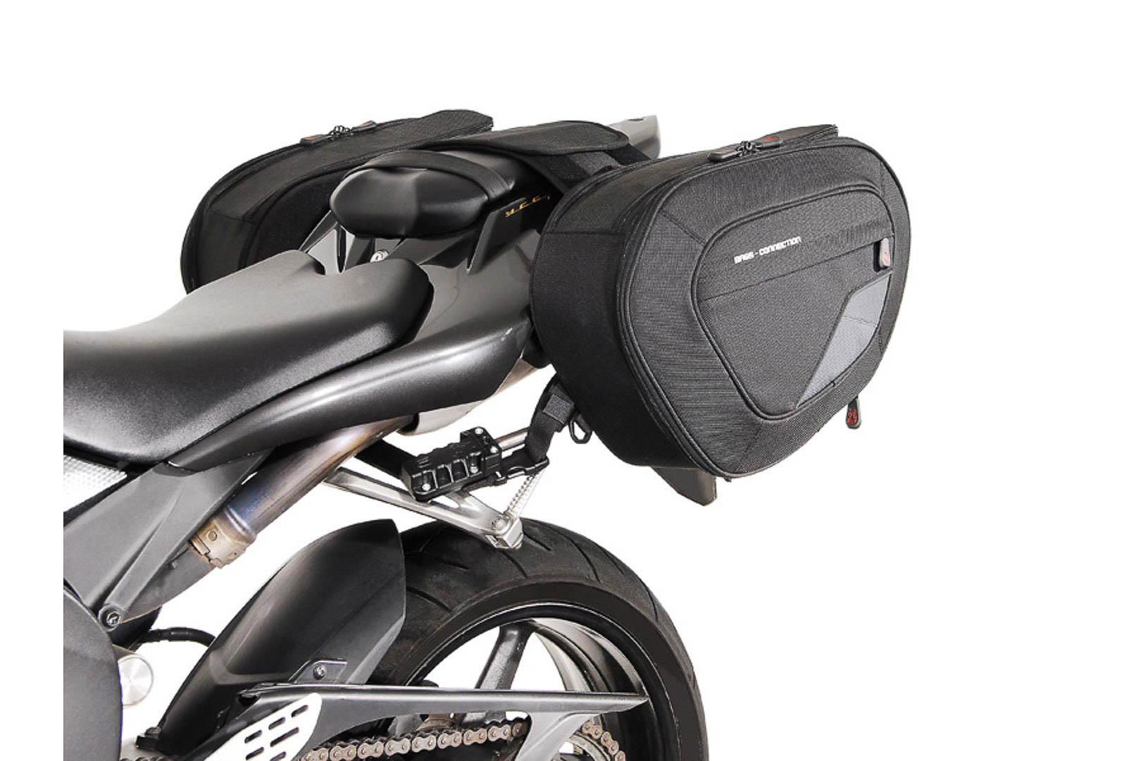 Blaze sivulaukkusarja, Yamaha YZF-R1 07-08