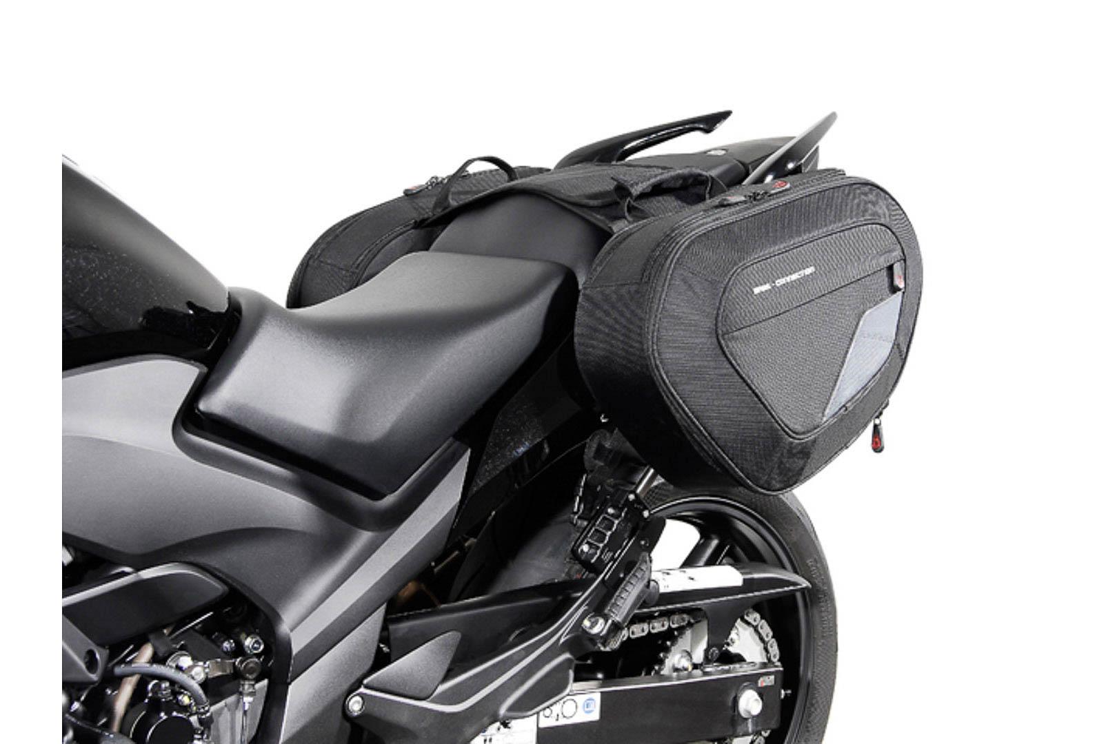 Blaze sivulaukkusarja, Honda CBF1000