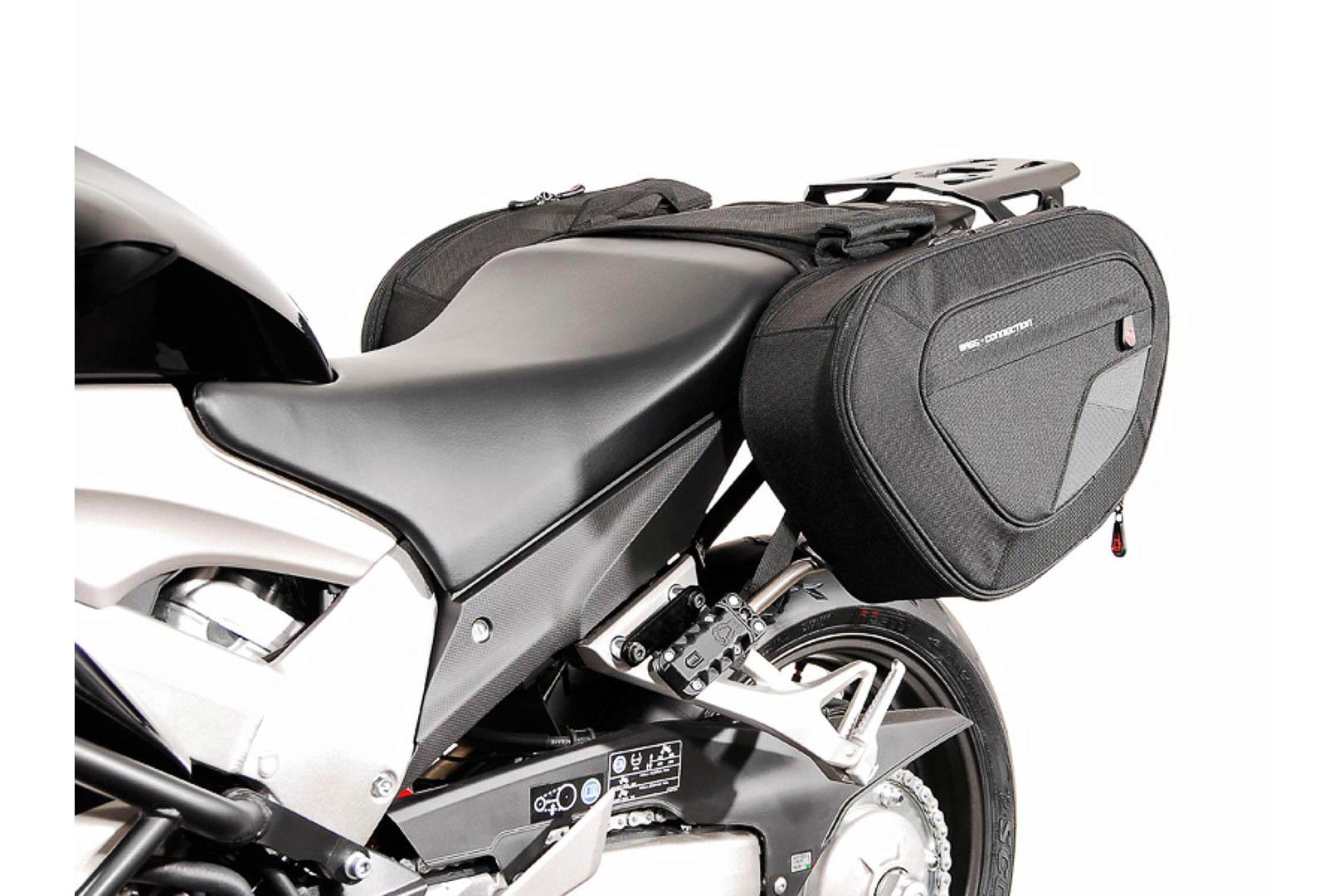 Blaze sivulaukkusarja, Honda  VFR800X Crossrunner