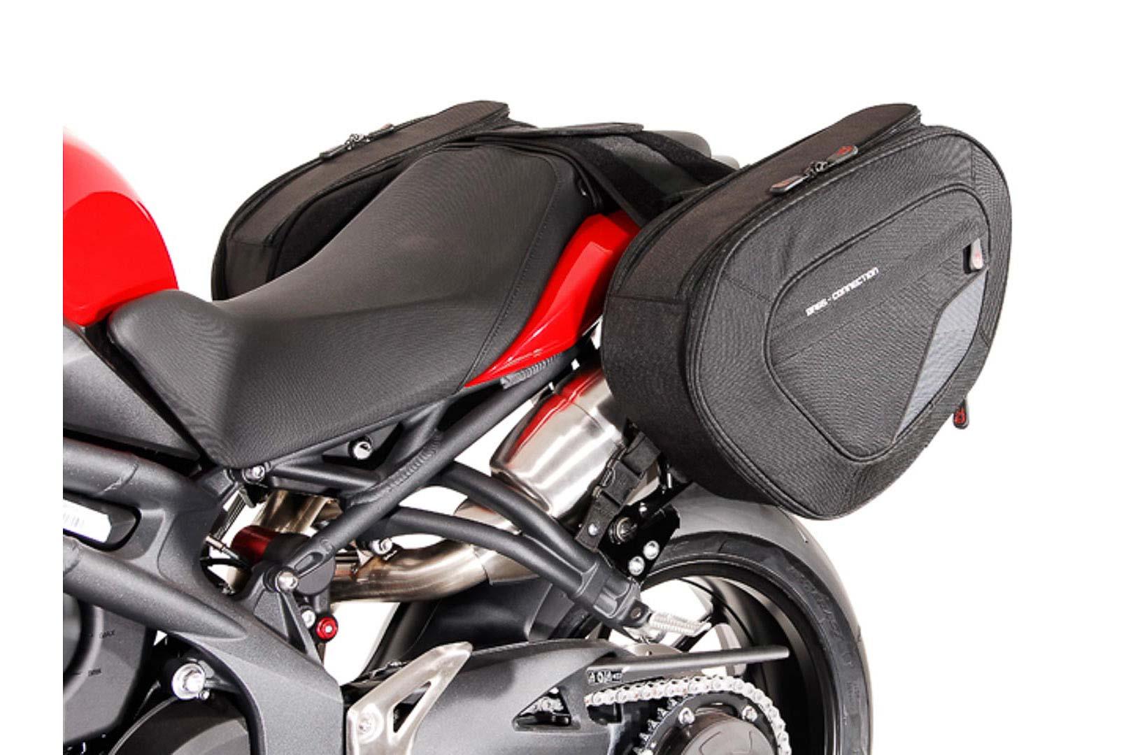 Blaze sivulaukkusarja, Triumph Speed Triple 11-