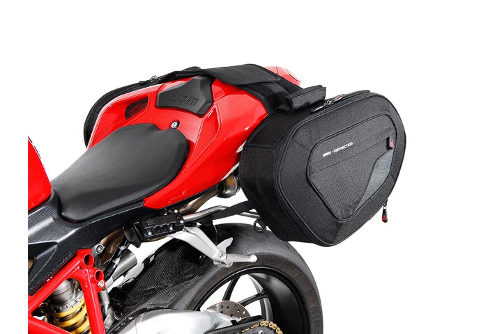 Blaze sivulaukkusarja, Ducati 1098