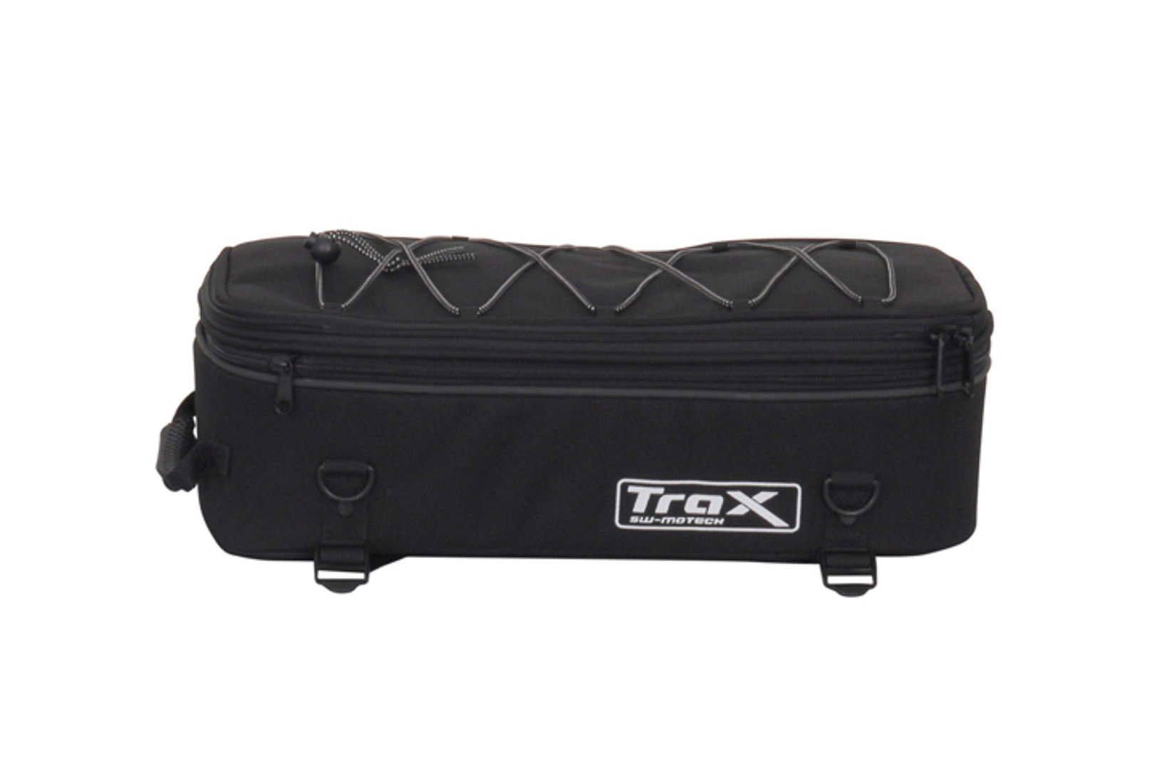 SW-Motech Trax Expansionbag Alubox 45/37L 600D Nylon musta
