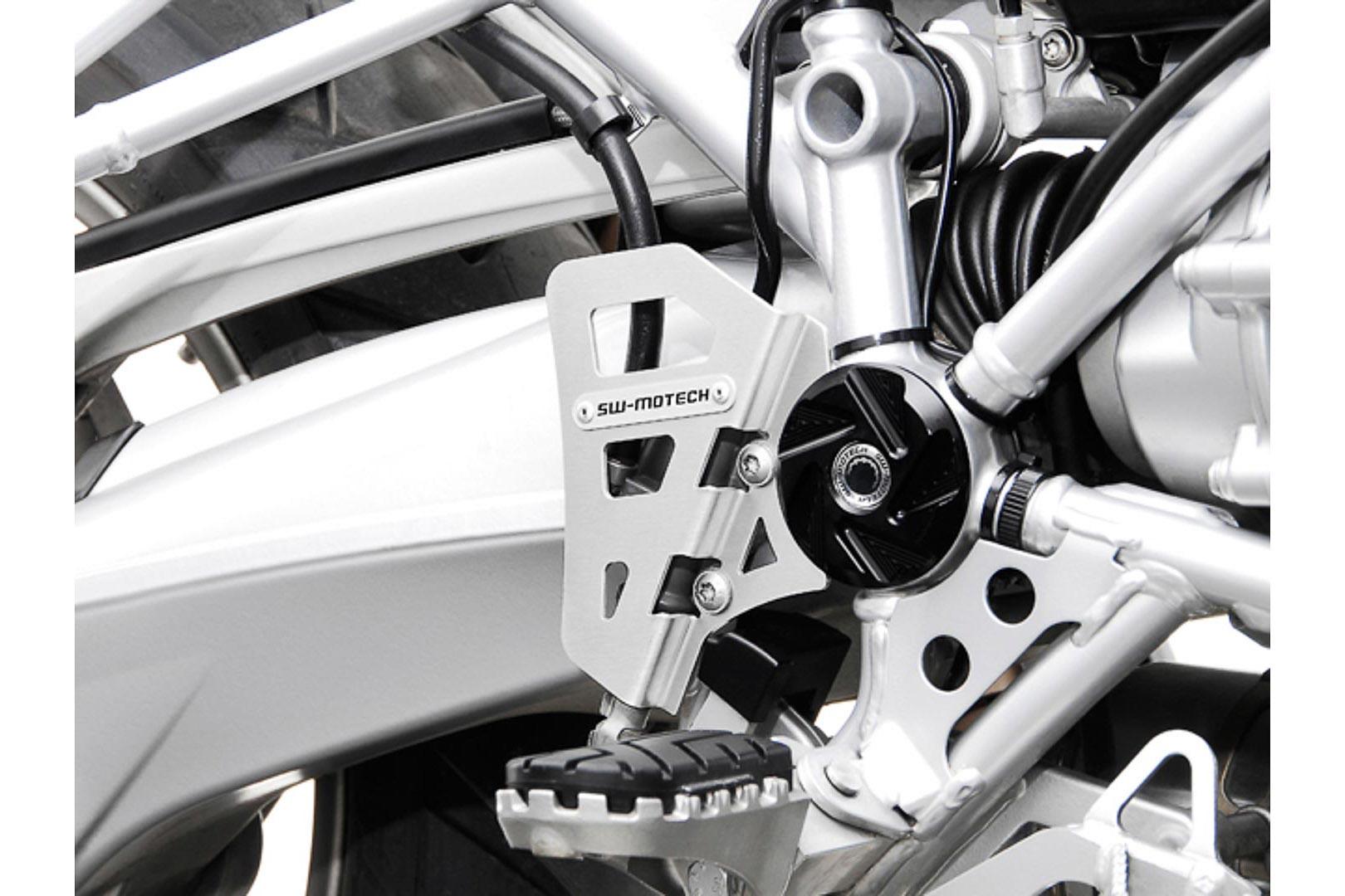 Takajarrusylinterin suoja, BMW R1200GS 08-