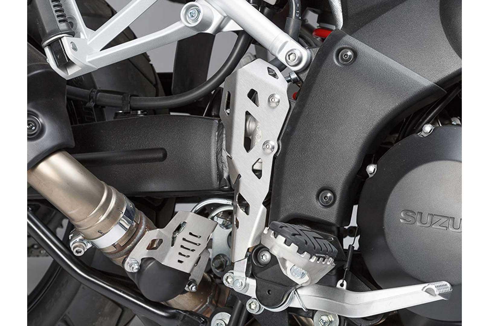 Takajarrusylinterin suoja, Suzuki DL1000 V-Strom 14-