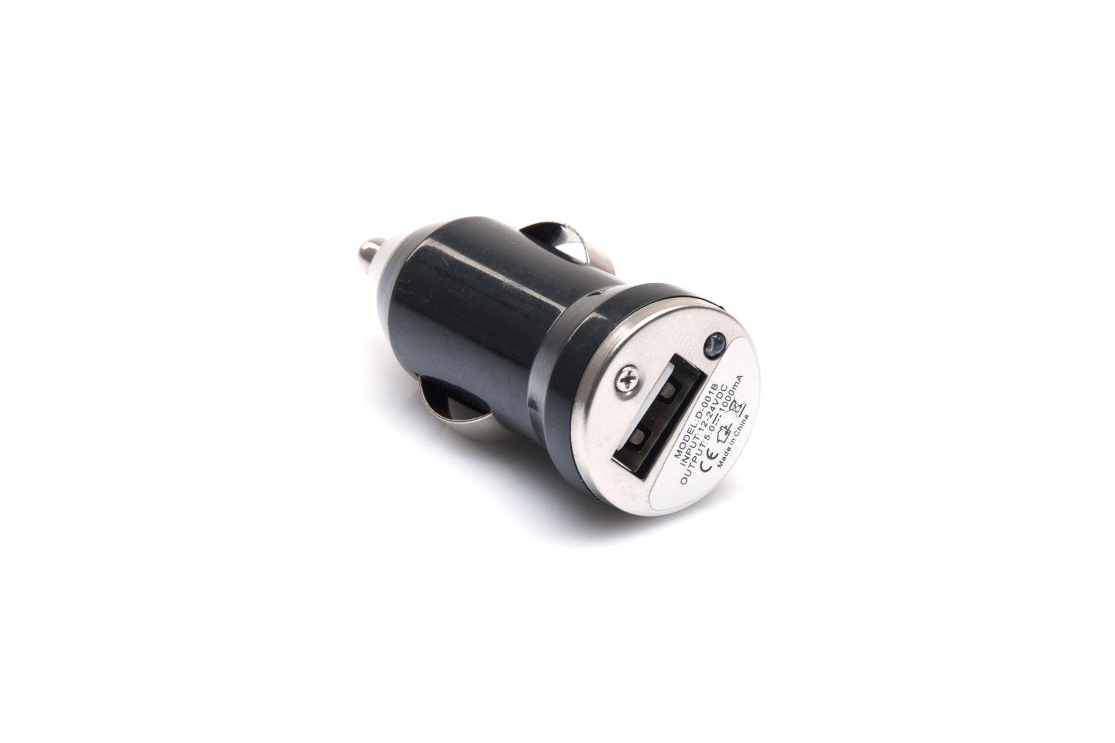 SW-Motech adapteripistoke, tupakansytytinpistoke -> USB-pistoke