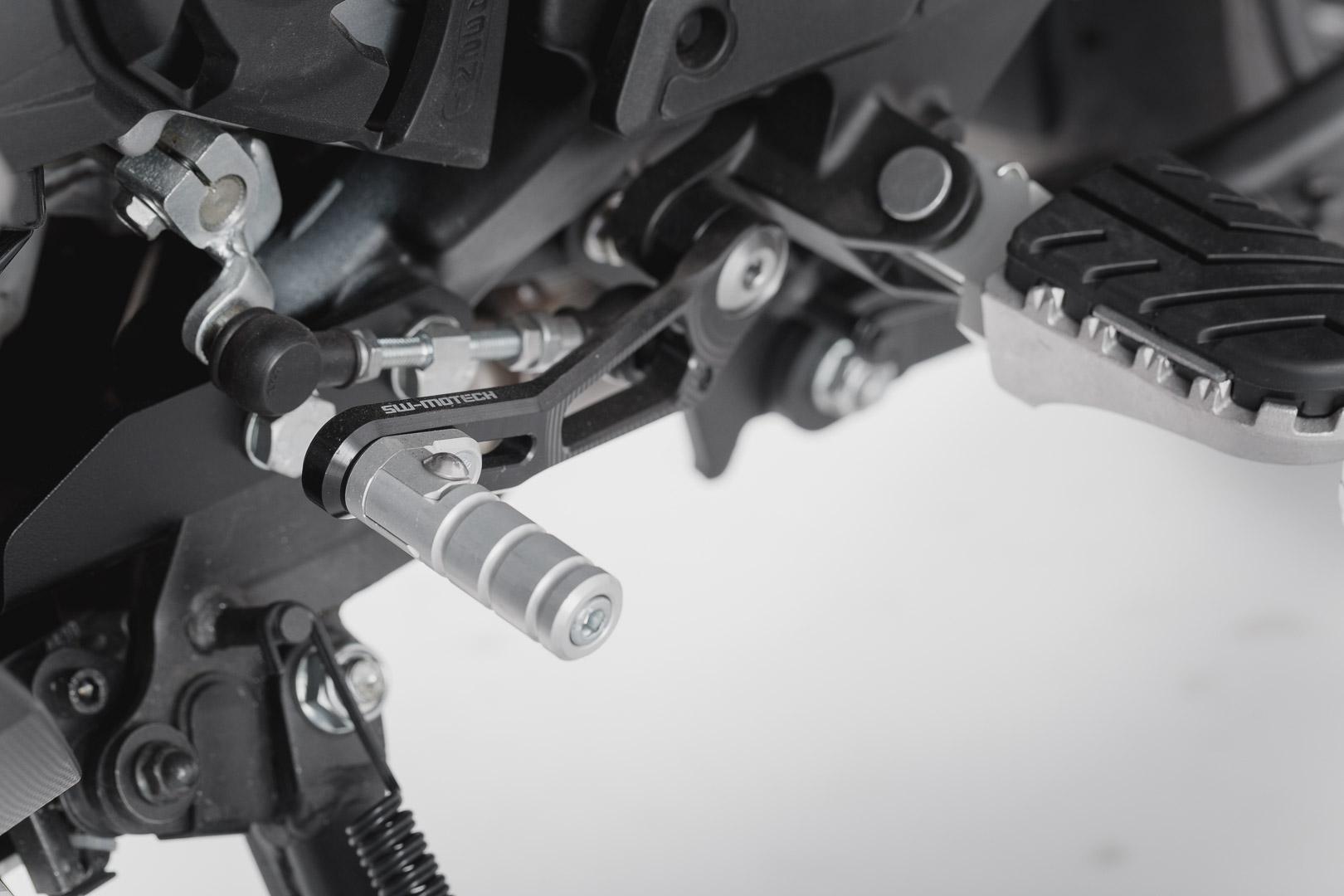 Säädettävä vaihdevipu, Kawasaki Versys 1000