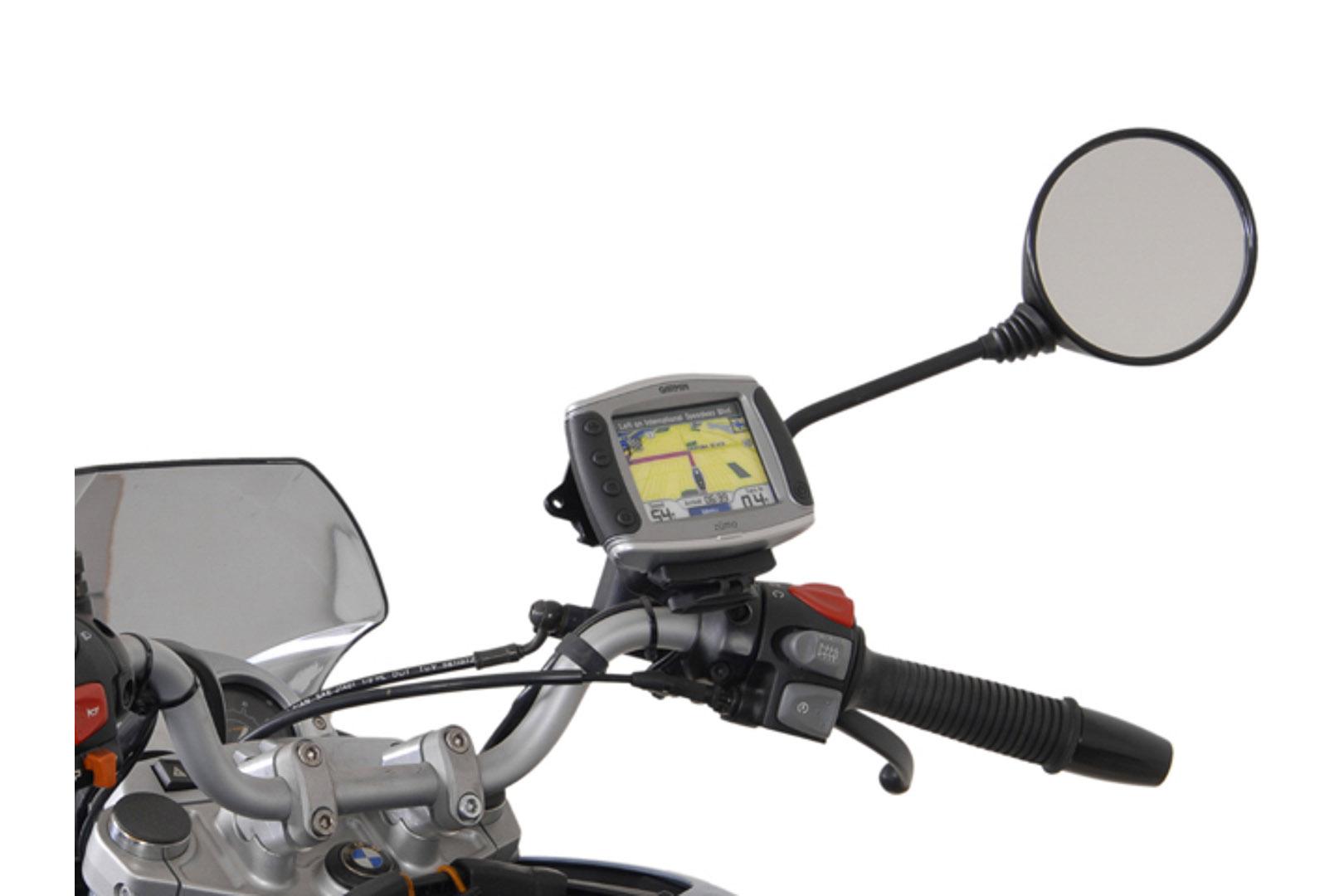 RAM-kuula peilinvarteen (GPS-telineelle)