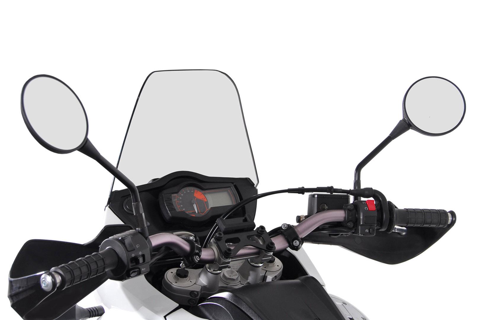 SW-Motech Quick-Lock GPS-pidike BMW/KTM