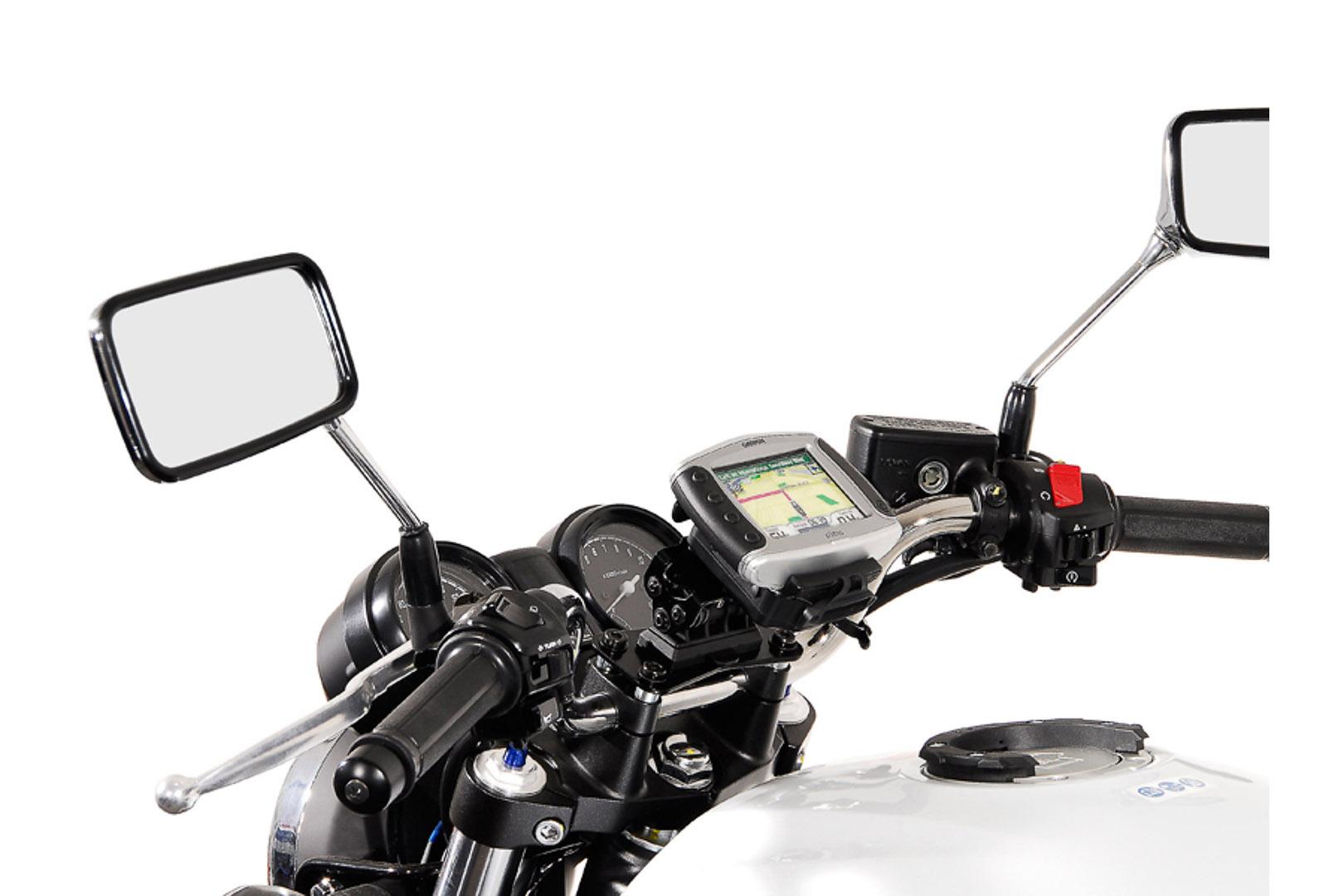 SW-Motech Quick-Lock GPS-pidike Honda CBF600N/S, CBF1000/F