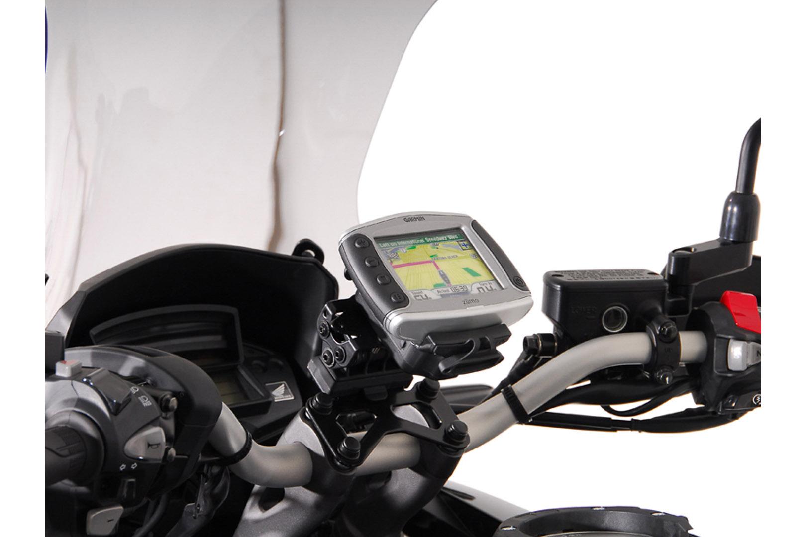 SW-Motech Quick-Lock GPS-pidike Honda VFR1200X Crosstourer