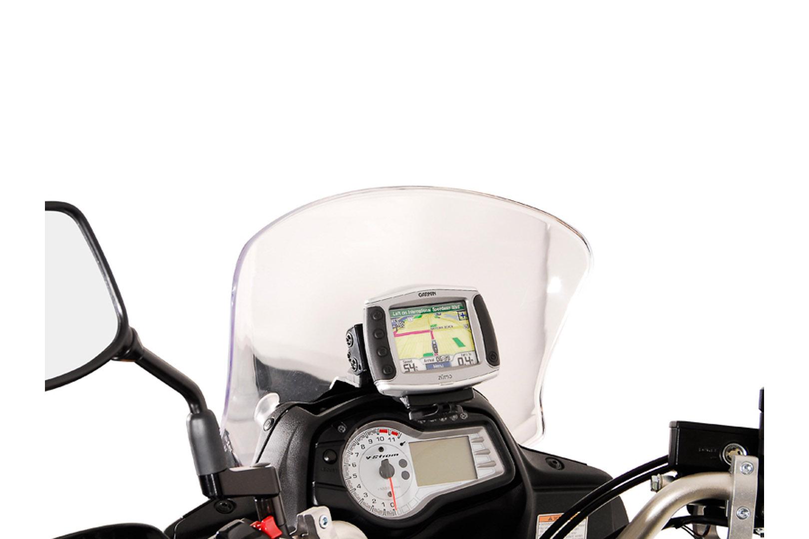 SW-Motech Quick-Lock GPS-pidike Suzuki DL650 V-Strom 11-