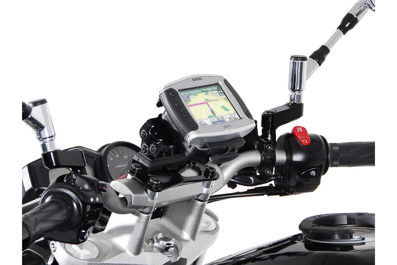 SW-Motech Quick-Lock GPS-pidike Yamaha FZ6 / FZ1 Fazer