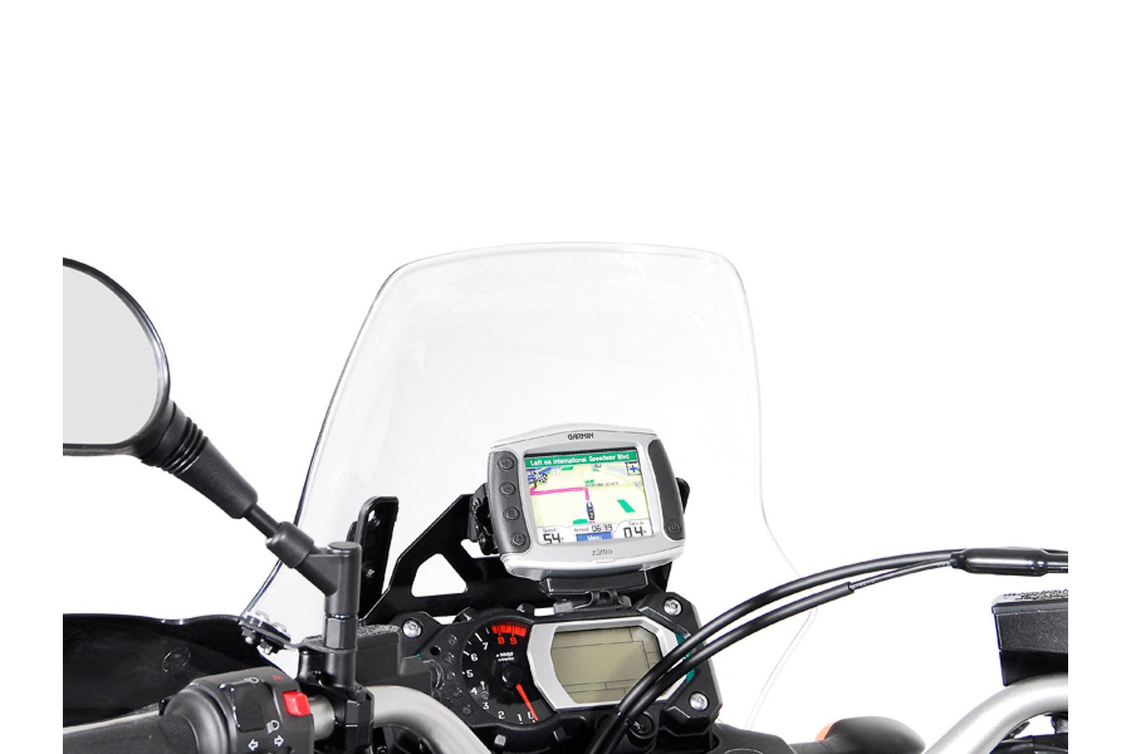 SW-Motech Quick-Lock GPS-pidike Yamaha XT1200Z Super Tenere