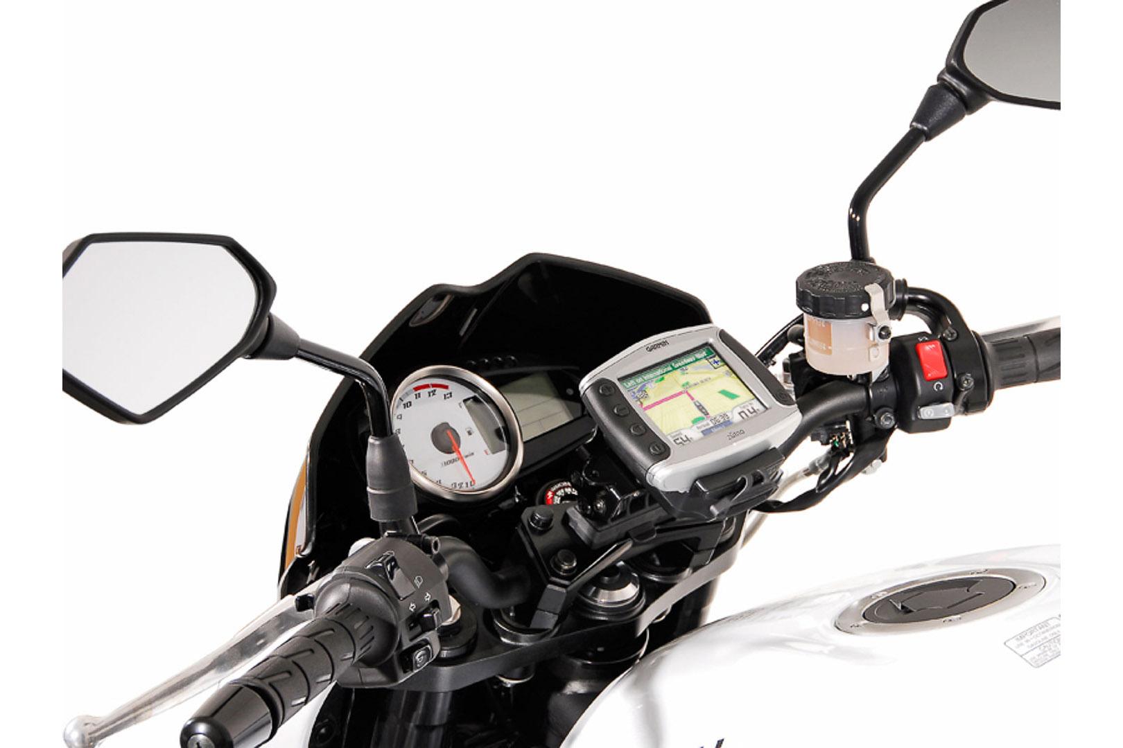 SW-Motech Quick-Lock GPS-pidike Kawasaki Z750/Z1000