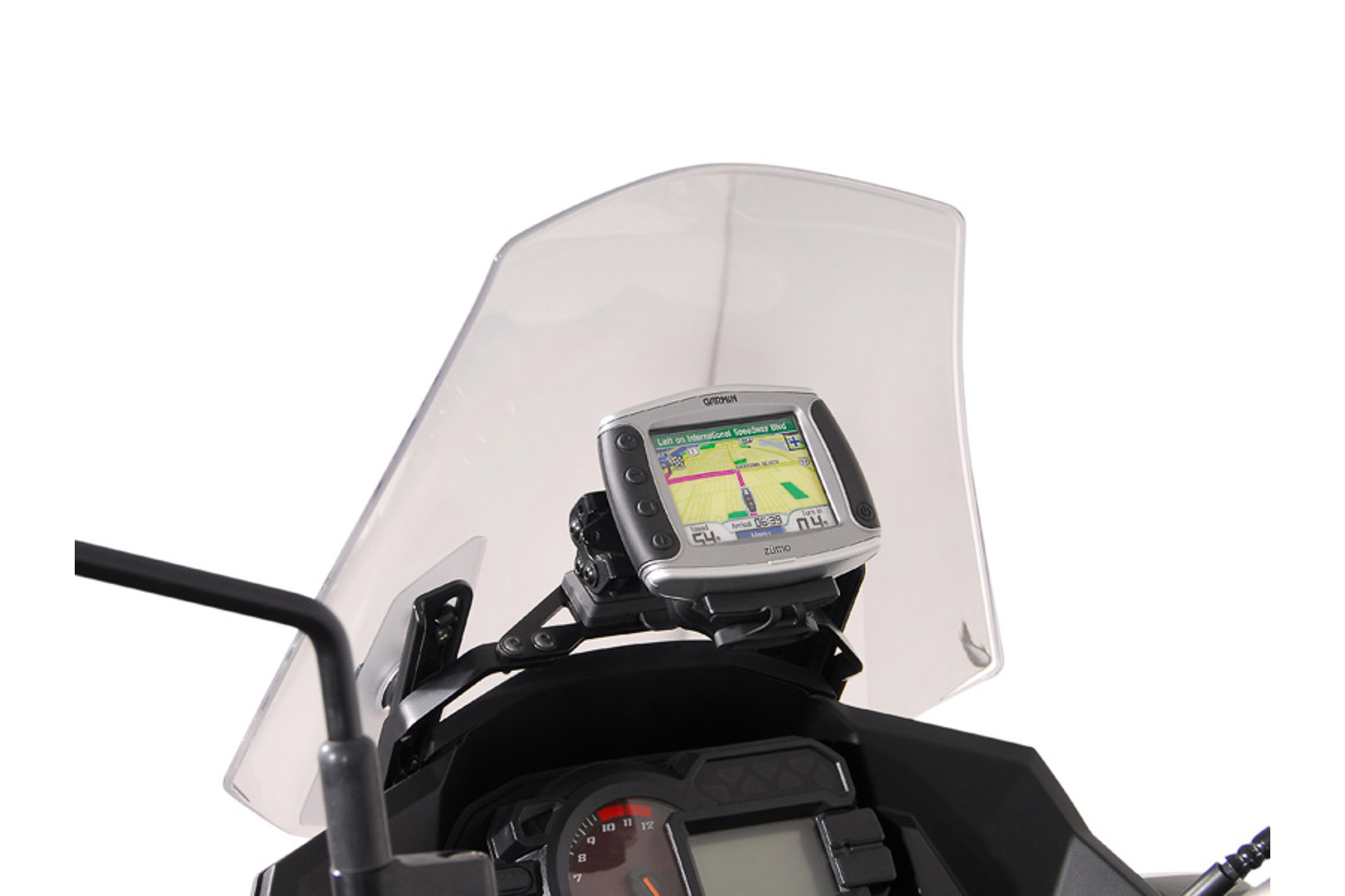 SW-Motech Quick-Lock GPS-pidike Versys 1000