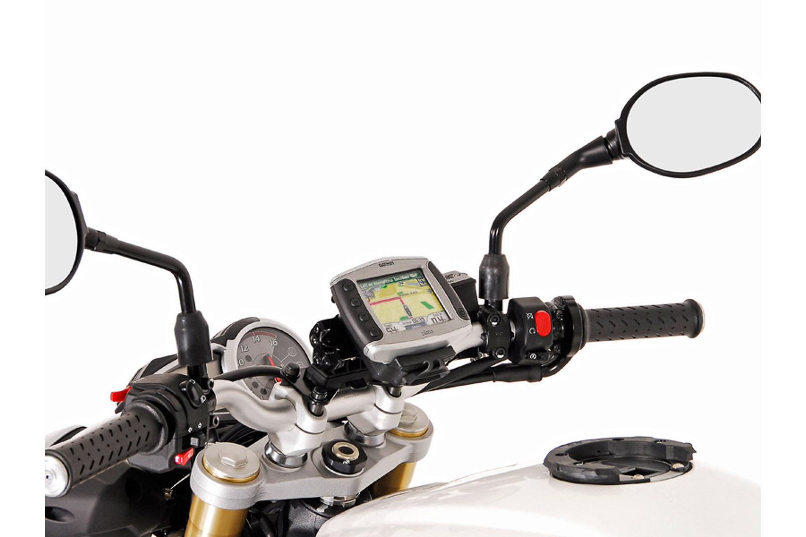 SW-Motech Quick-Lock GPS-pidike Triumph Street Triple