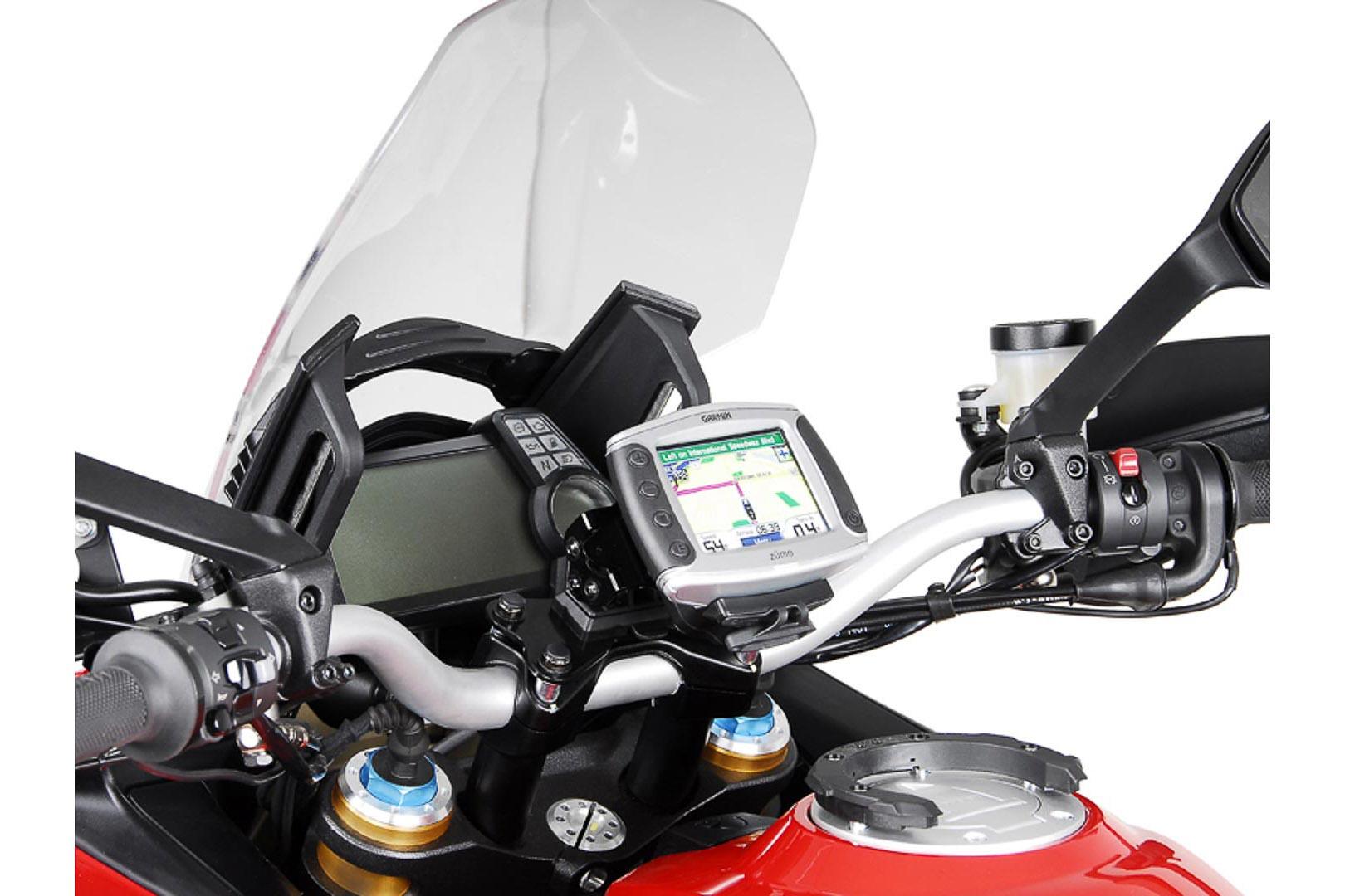 SW-Motech Quick-Lock GPS-pidike Ducati Multistrada 1200