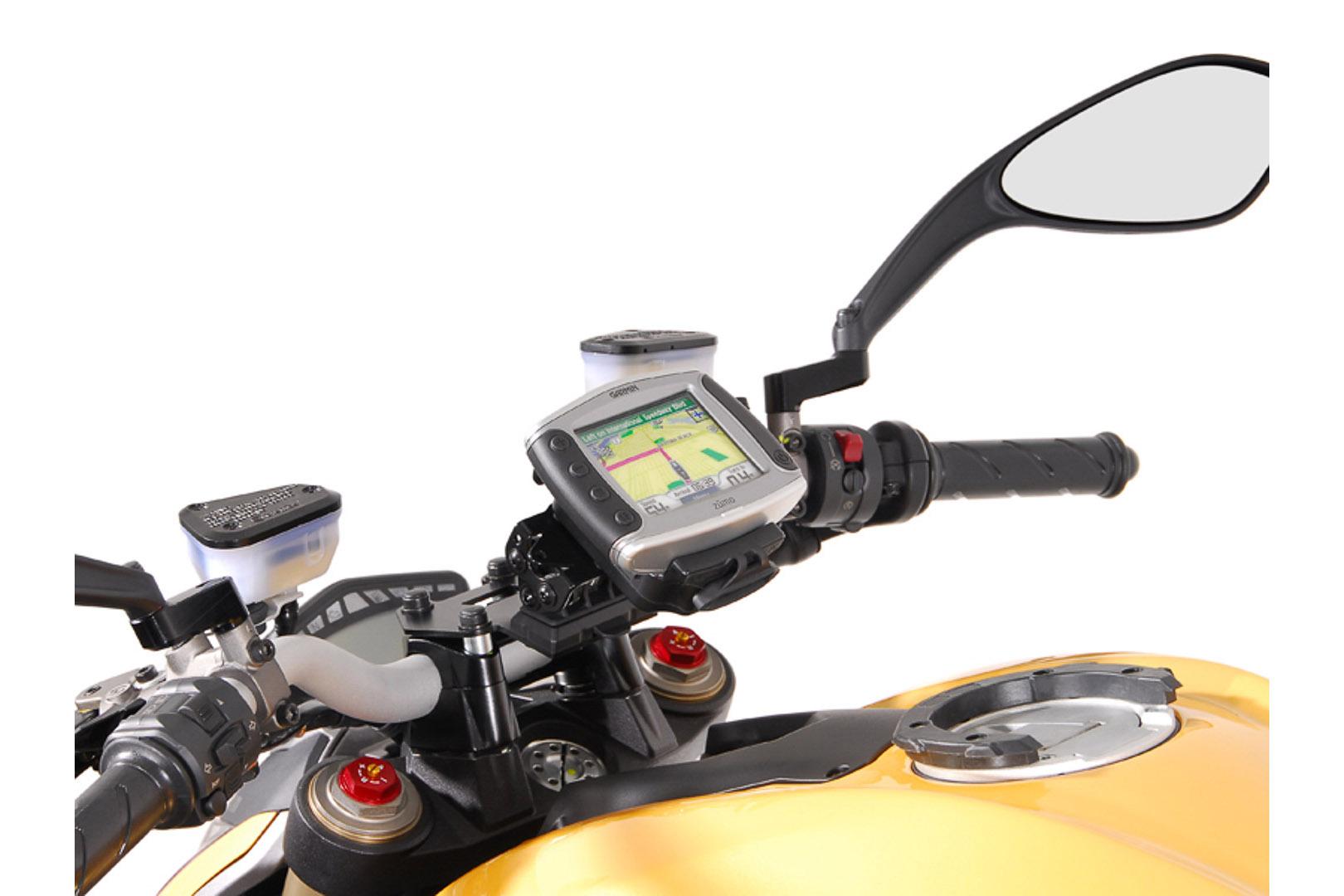 SW-Motech Quick-Lock GPS-pidike Streetfighter 848
