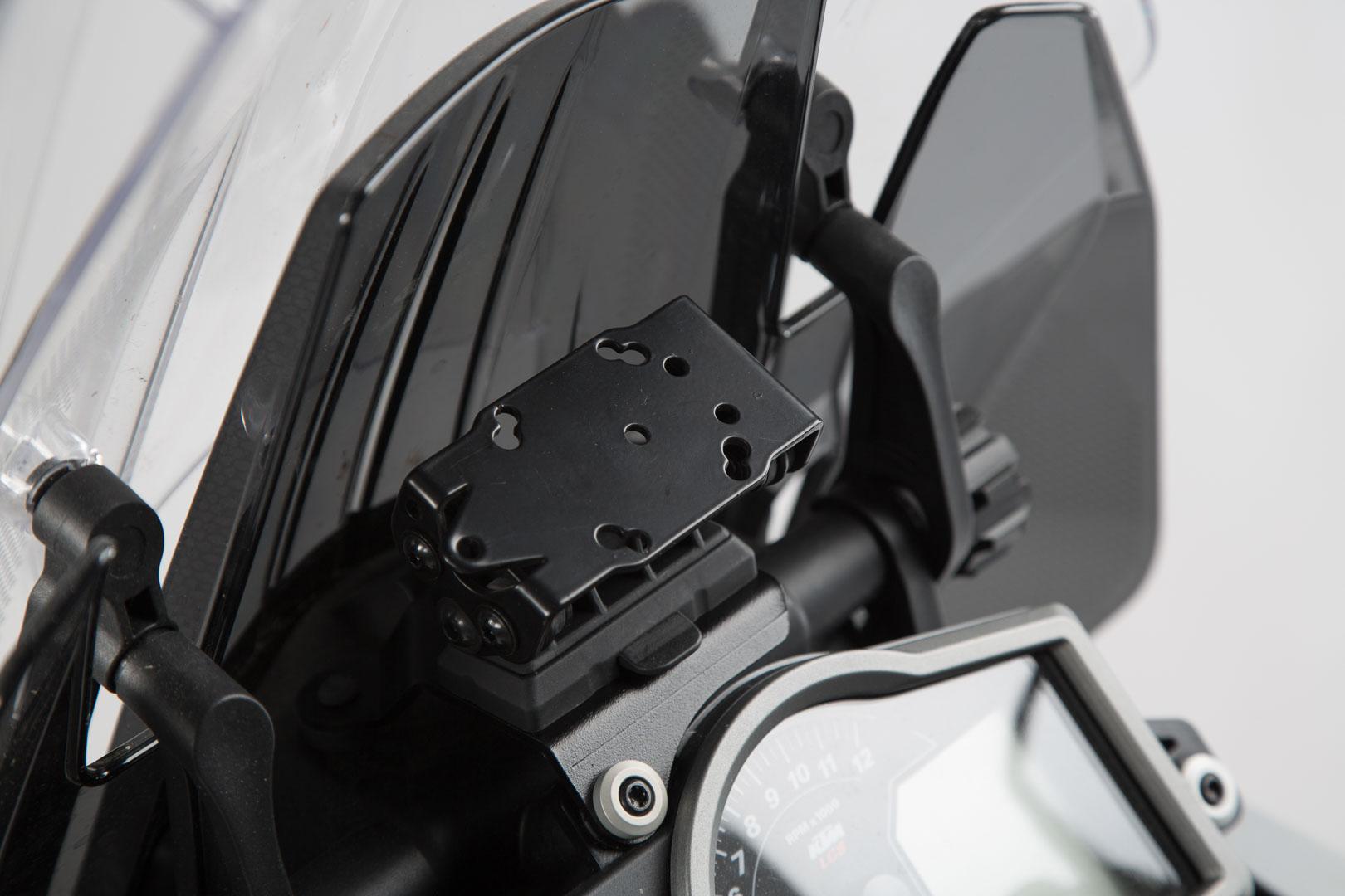 GPS kiinnike, musta, KTM 1290 Super Adventure 14-