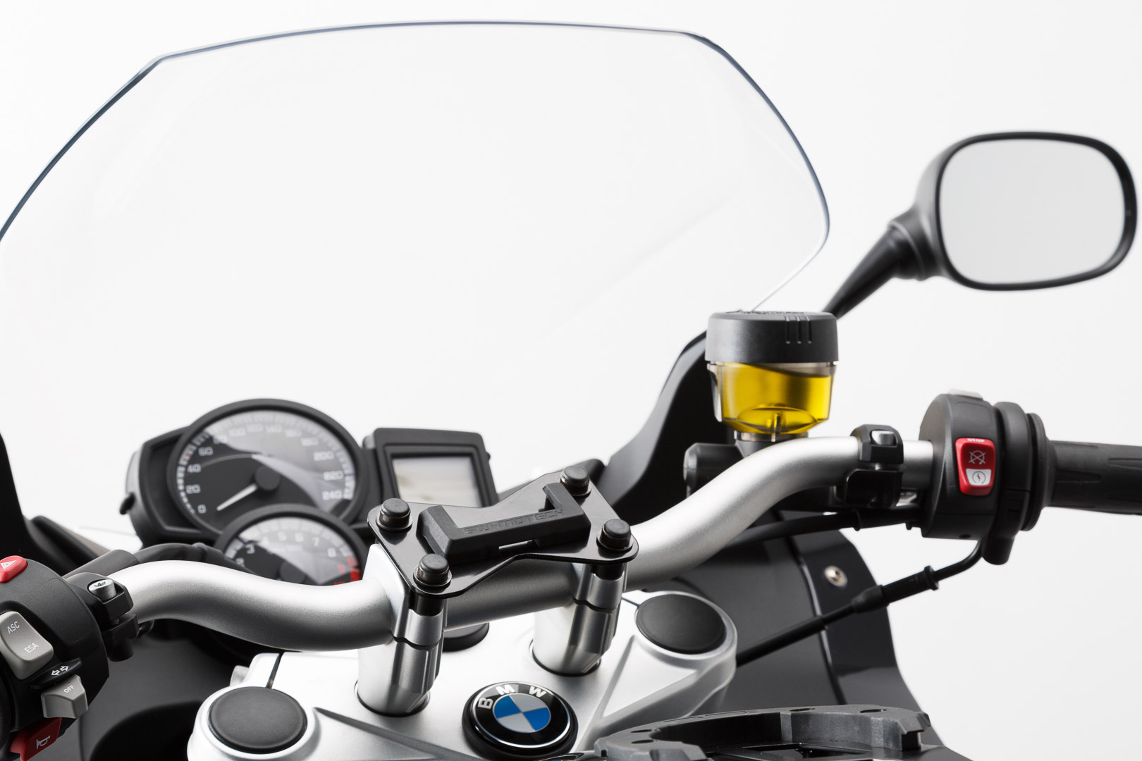 SW-Motech Quick-Lock GPS-pidike F800R/F800GT/TR650/