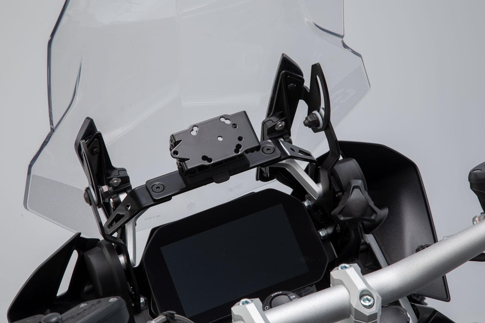 SW-Motech Quick-Lock GPS-pidike R1200GS 13-