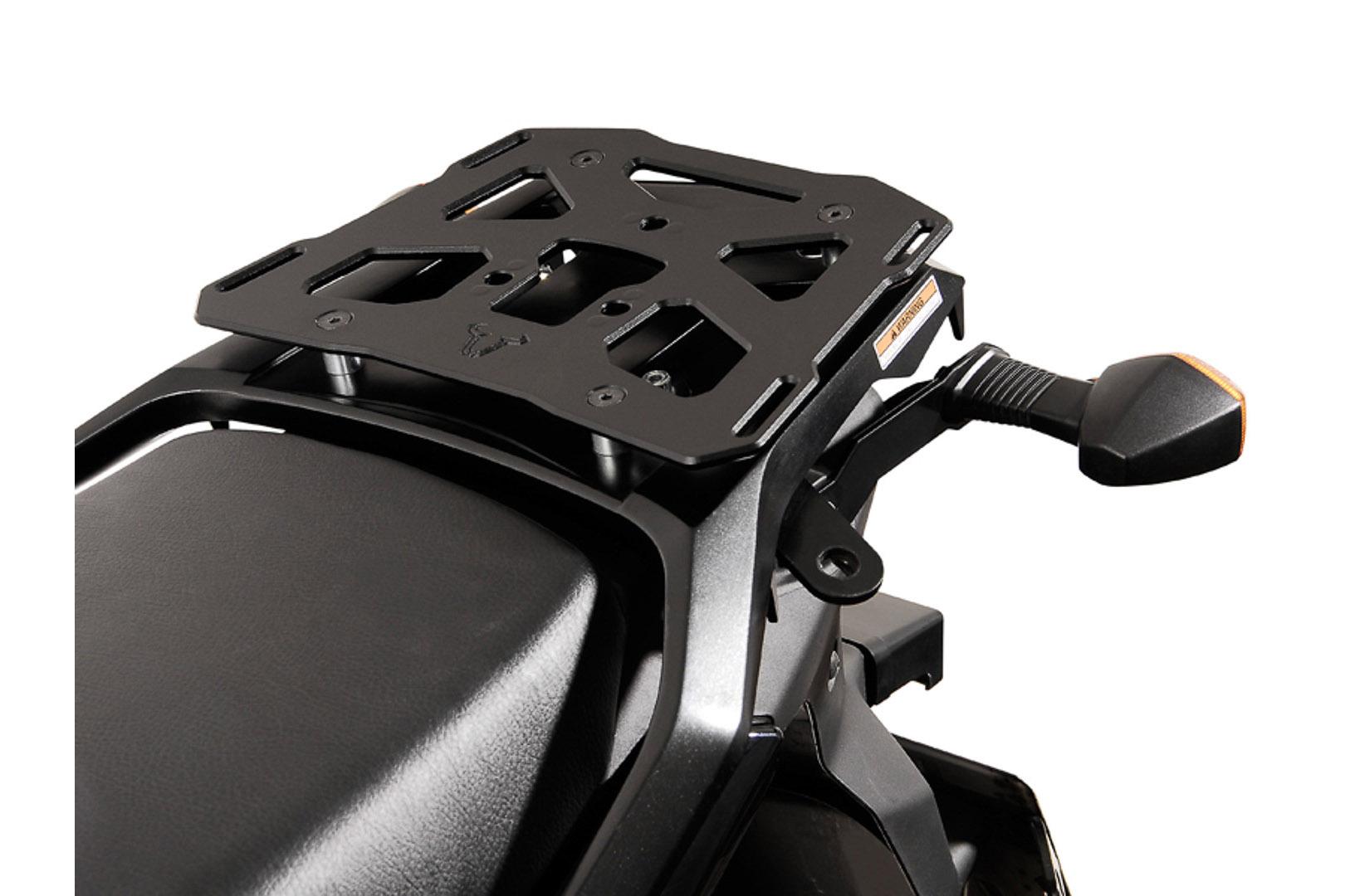 SW-Motech Alu-Rack peräteline Suzuki DL650/DL1000 V-Strom musta