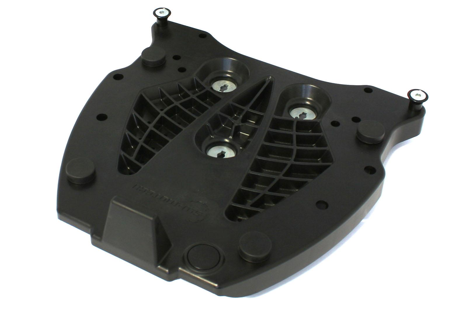 SW-Motech Alu-Rack adapterilevy Givi/Kappa Monokey Kuituvahvisteinen Nylon
