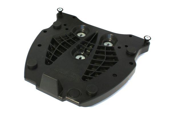 SW-Motech Alu-Rack adapterilevy Shad Kuituvahvisteinen Nylon