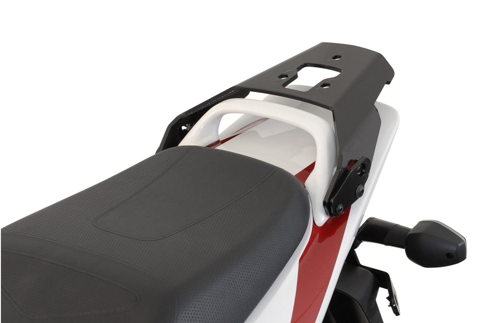 SW-Motech Alu-Rack peräteline Honda CB1300 03- musta