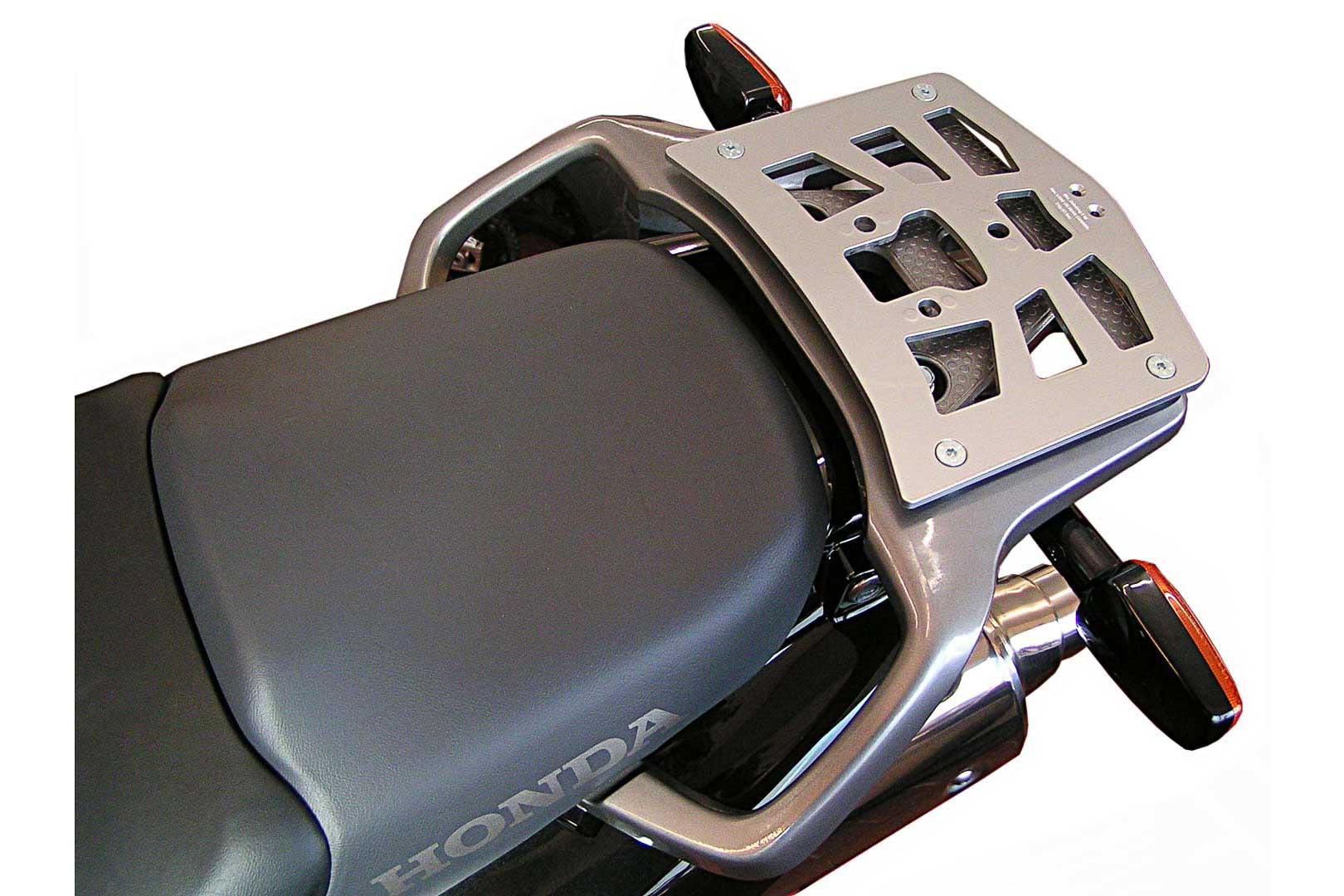SW-Motech Alu-Rack peräteline Honda XL125/XL650 Transalp/XL1000V Varadero 01-06