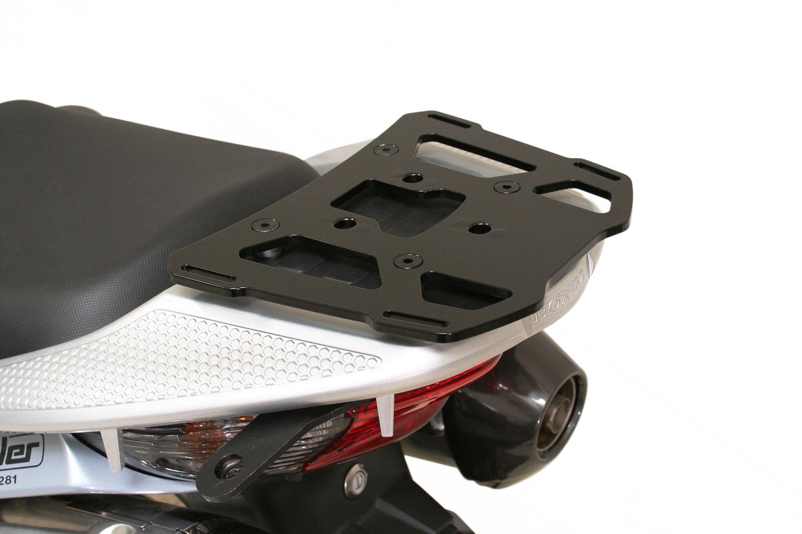 SW-Motech Alu-Rack peräteline Honda XL1000V Varadero 07- musta