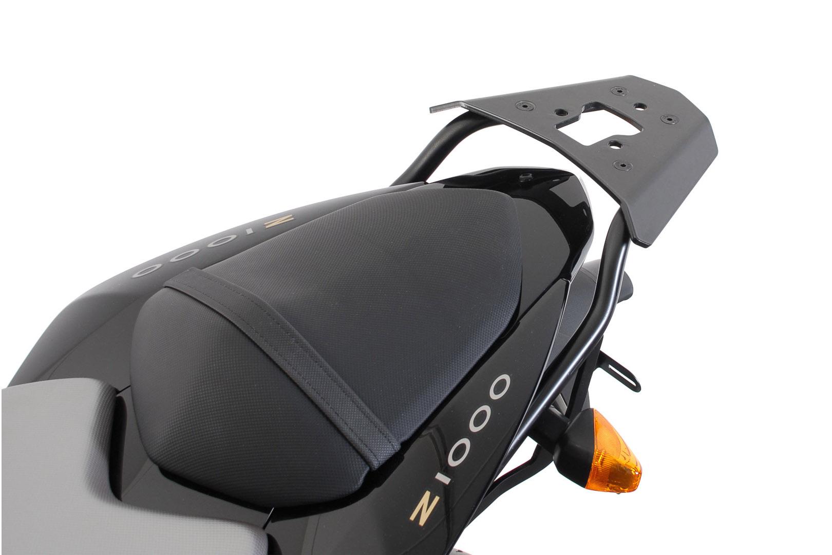 SW-Motech Alu-Rack peräteline Kawasaki Z750 07-/Z1000 07- 07-