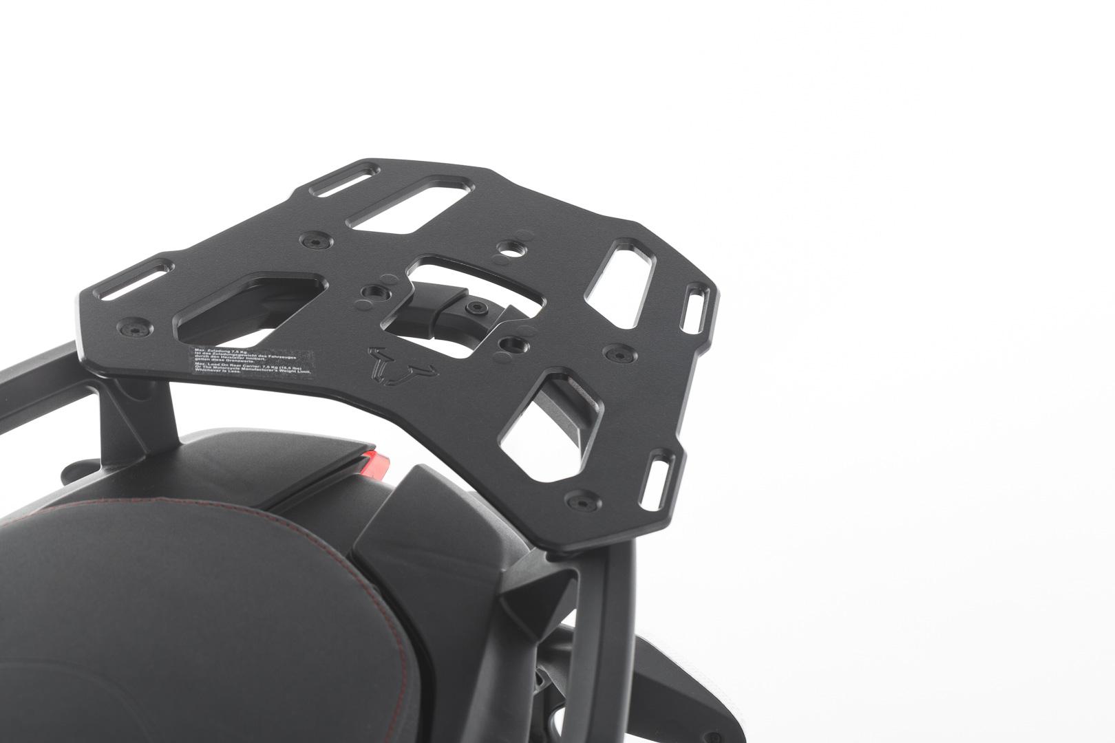 SW-Motech Alu-Rack peräteline Ducati Multistrada 1200 10-