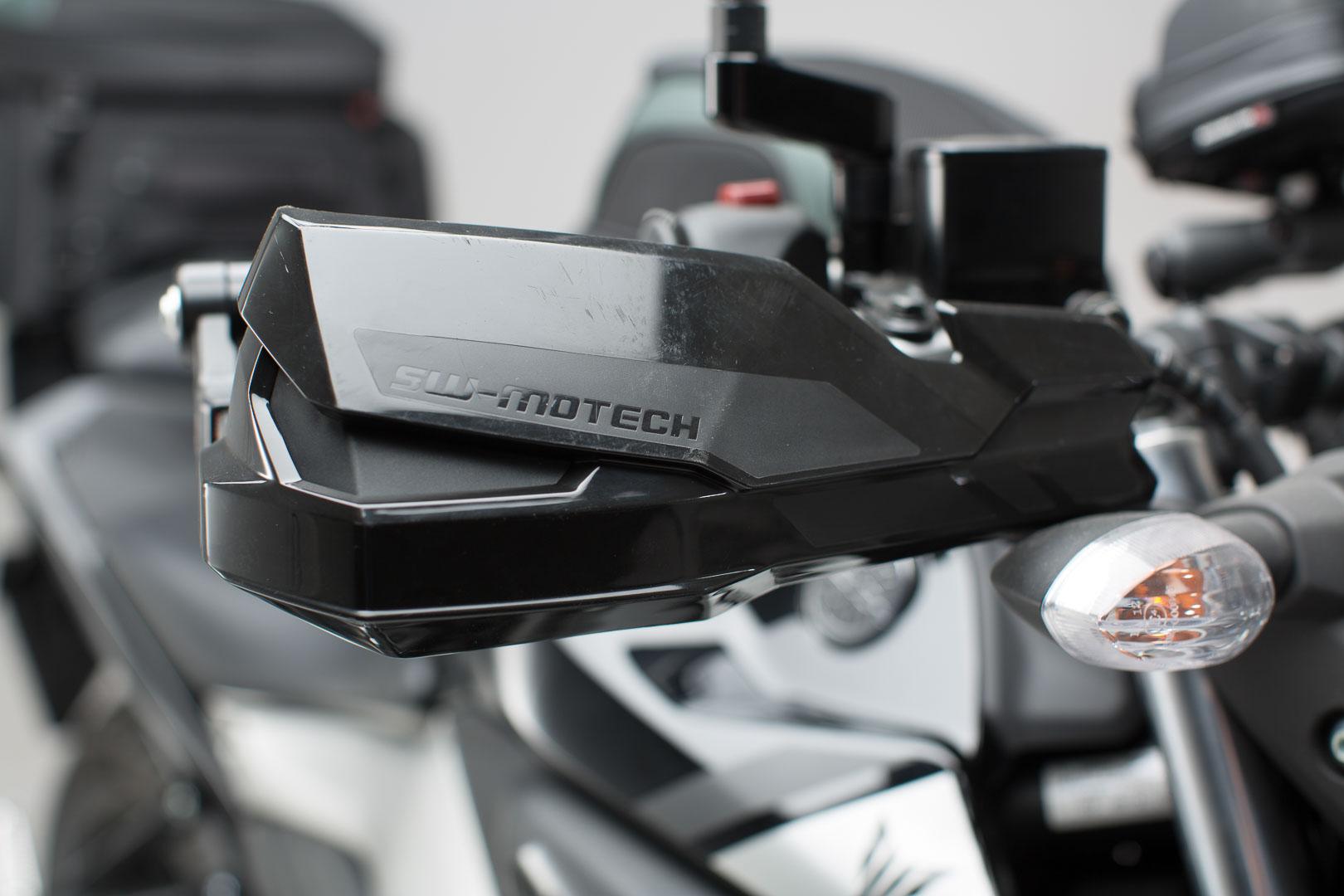 KOBRA käsisuojasarja, 6mm/8mm kierre, kiinnitys tangon päähän