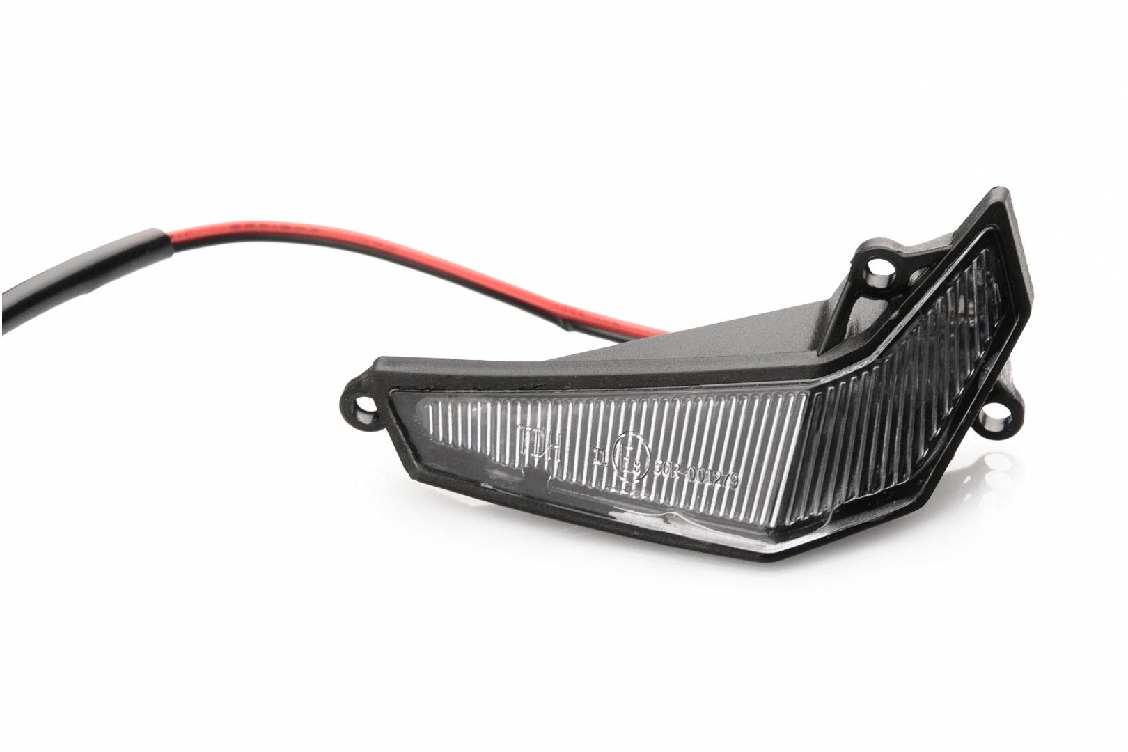 LED-vilkkusarja Kobra-käsisuojille
