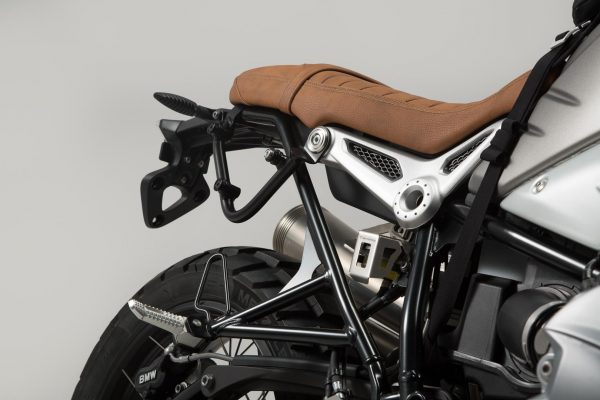 Legend Gear Side Carrier SLC right. BMW R nineT (14-). For LC1/LC2