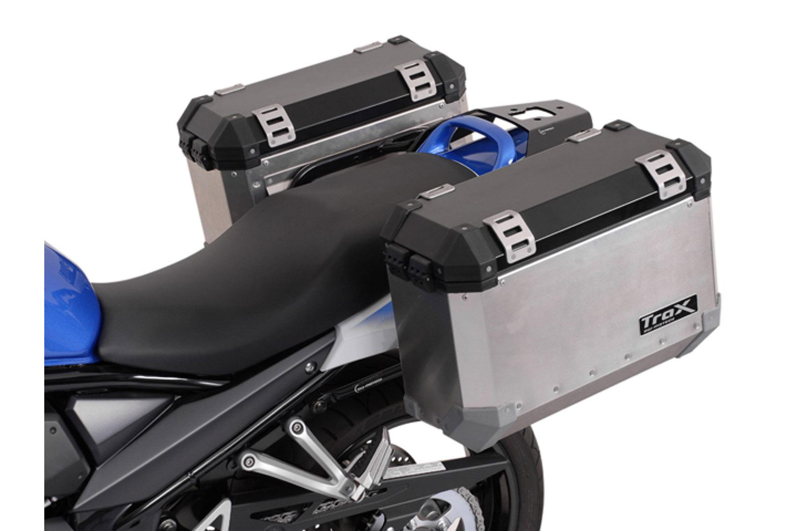 SW-Motech Quick-Lock Evo sivutelinesarja Suzuki GSF650/GSF1200/GSF1250 Bandit
