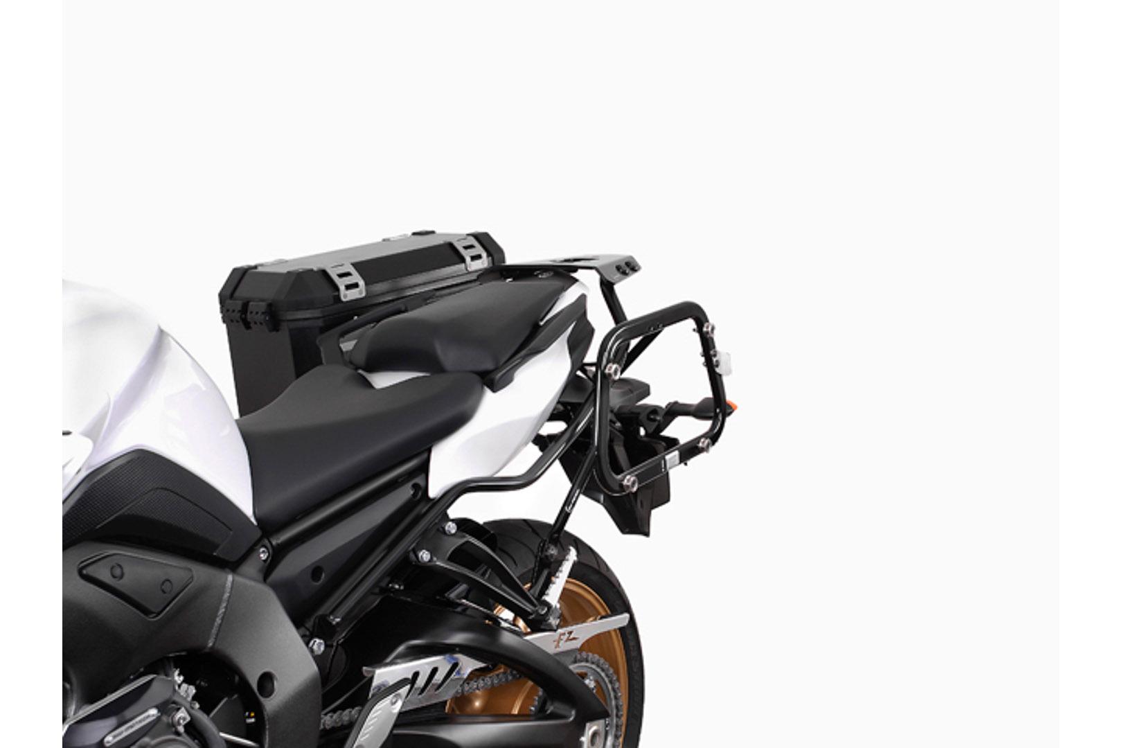 SW-Motech Quick-Lock Evo sivutelinesarja Yamaha FZ8