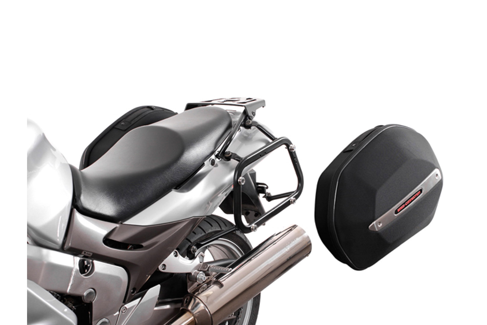 Quick-Lock Evo sivutelinesarja Kawasaki ZZR1200 02-06