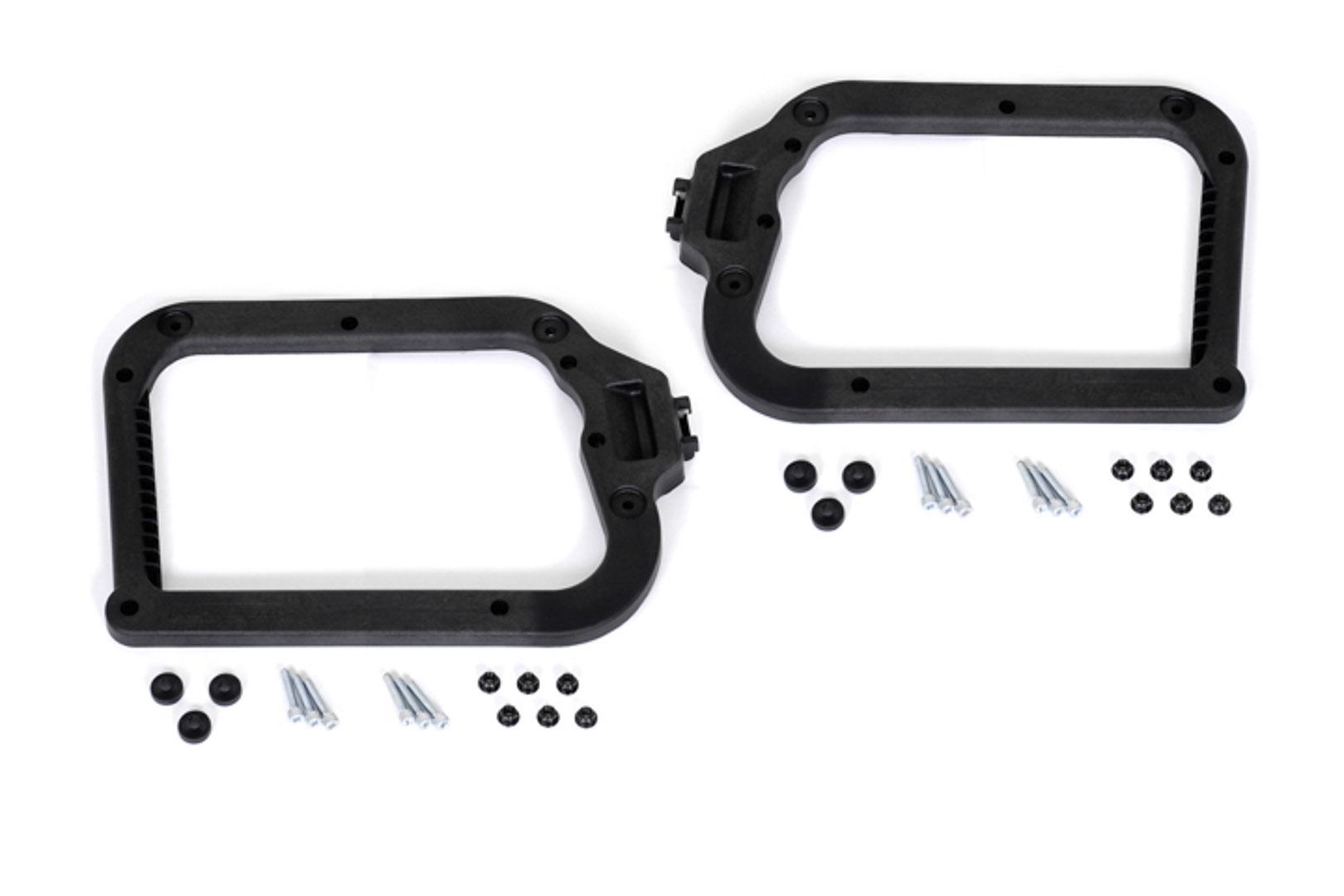 SW-Motech Quick-Lock EVO kiinnikesarja Hepco & Becker muovilaukut