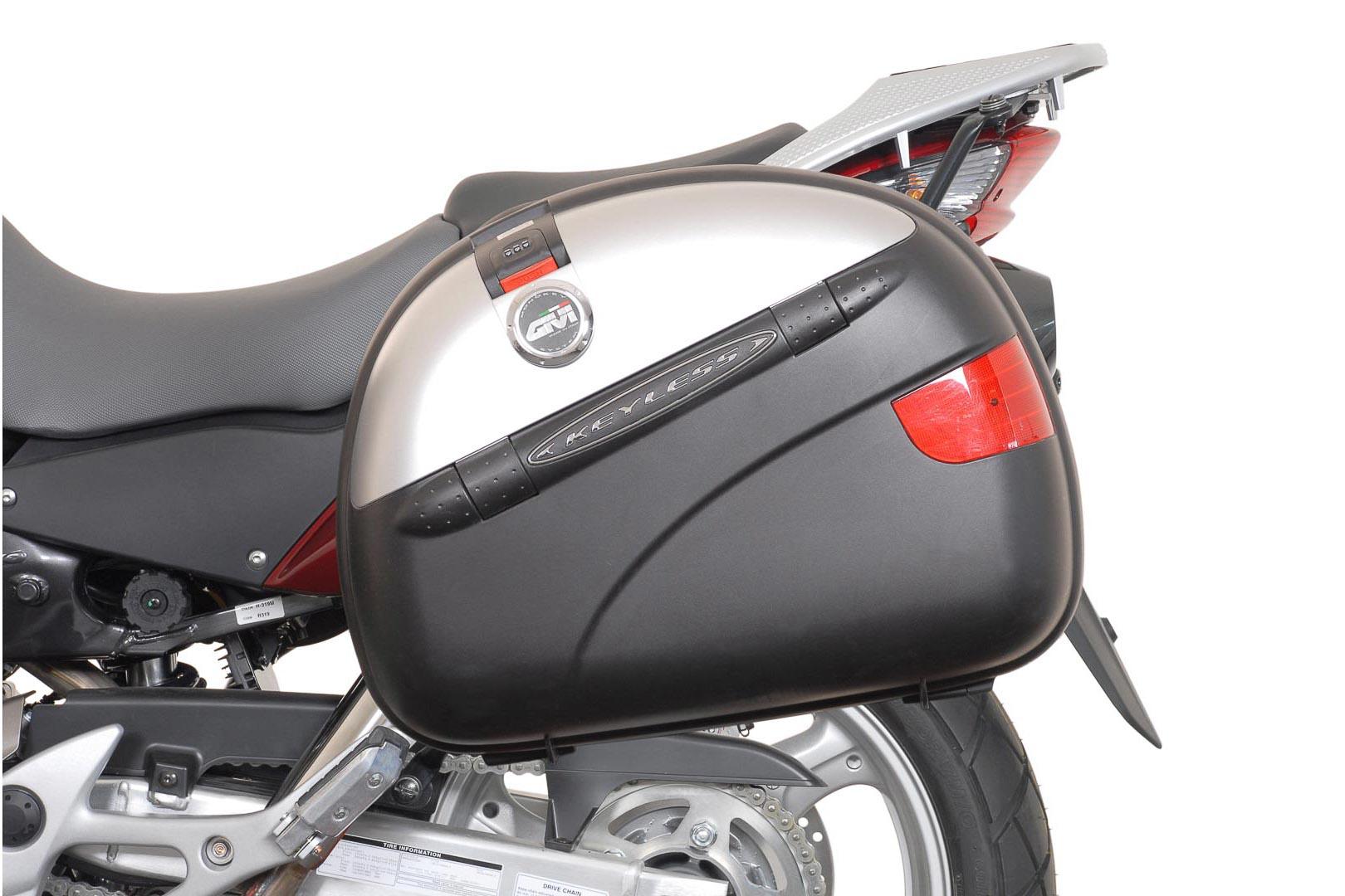 SW-Motech Quick-Lock Evo sivutelinesarja Honda XL1000V Varadero 07-
