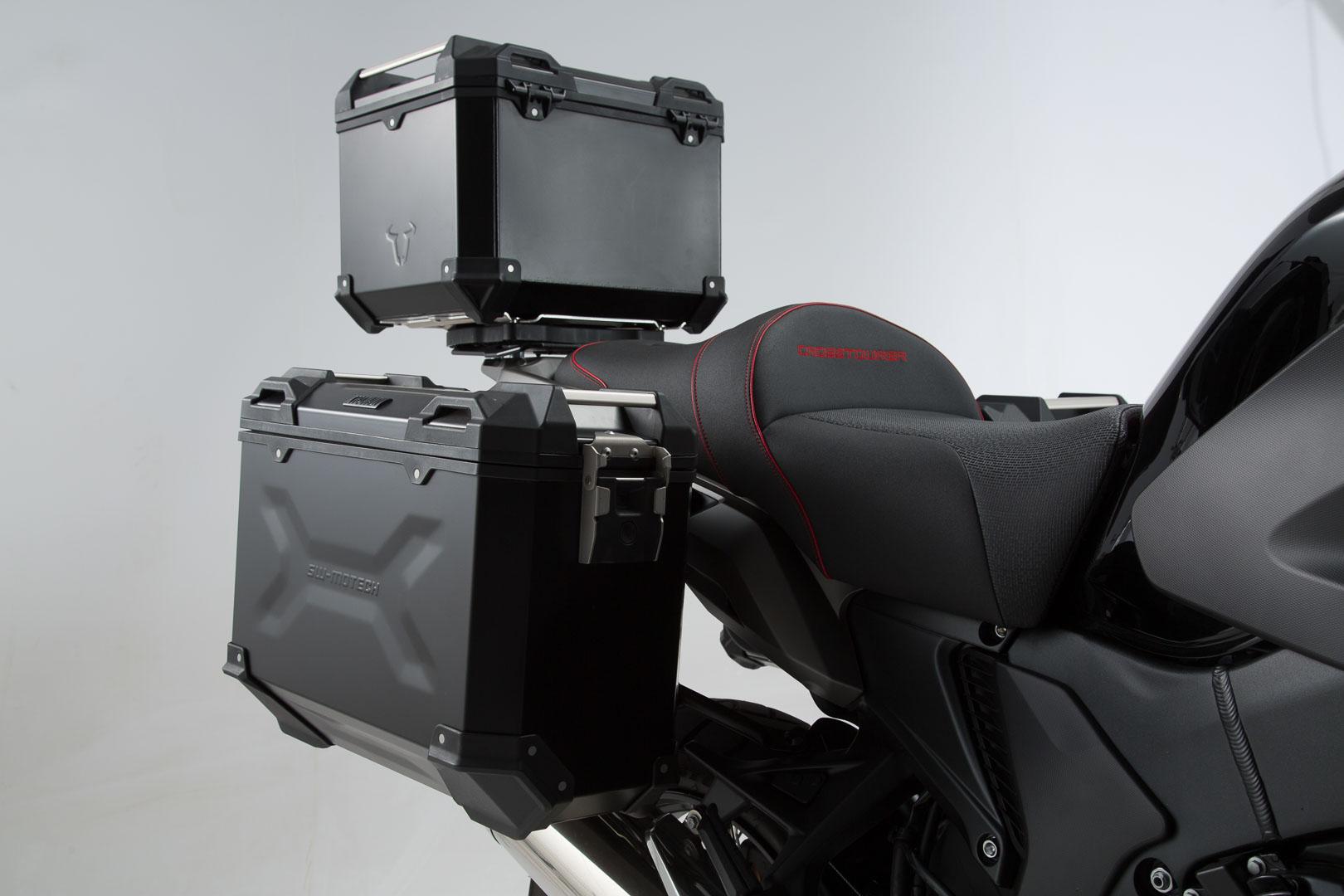 TRAX ADV Laukkupaketti, 37/37 l, Honda Crosstourer 11-