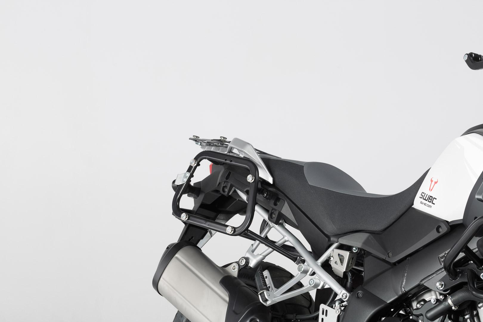Quick-Lock EVO sivutelinesarja, Suzuki DL1000 V-Strom 14-