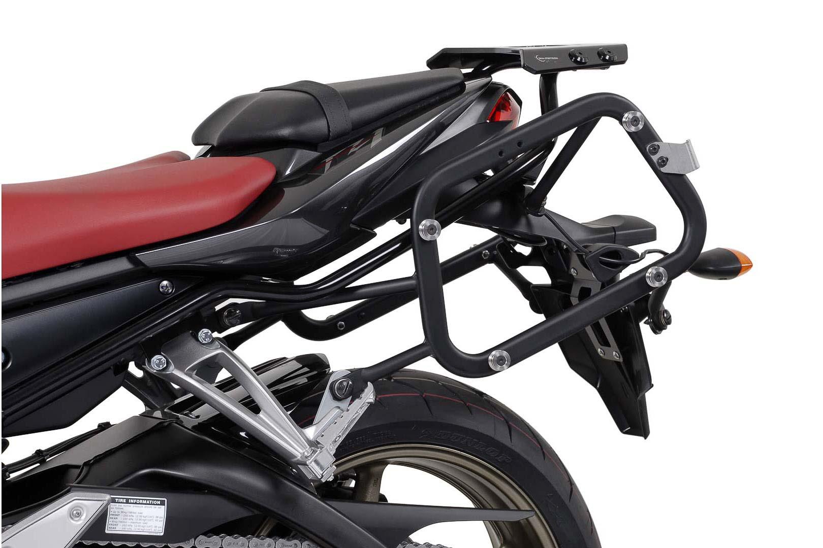 SW-Motech Quick-Lock Evo sivutelinesarja Yamaha FZ1/FZ1 Fazer