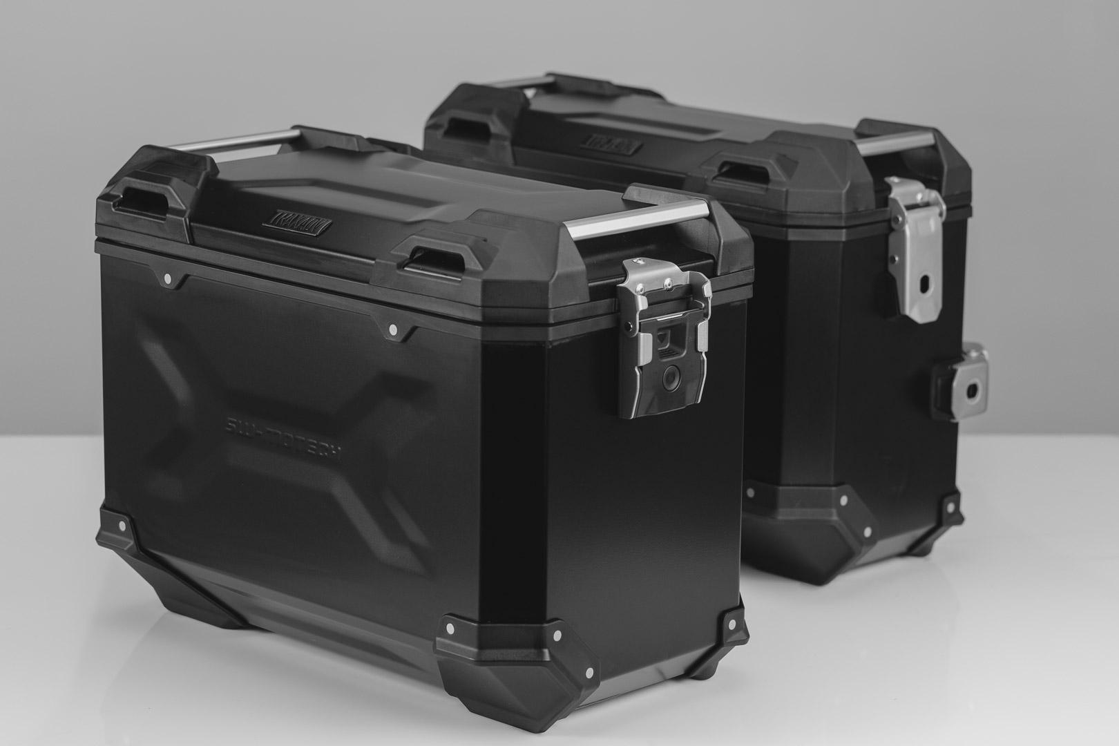 TRAX ADV Pannier System