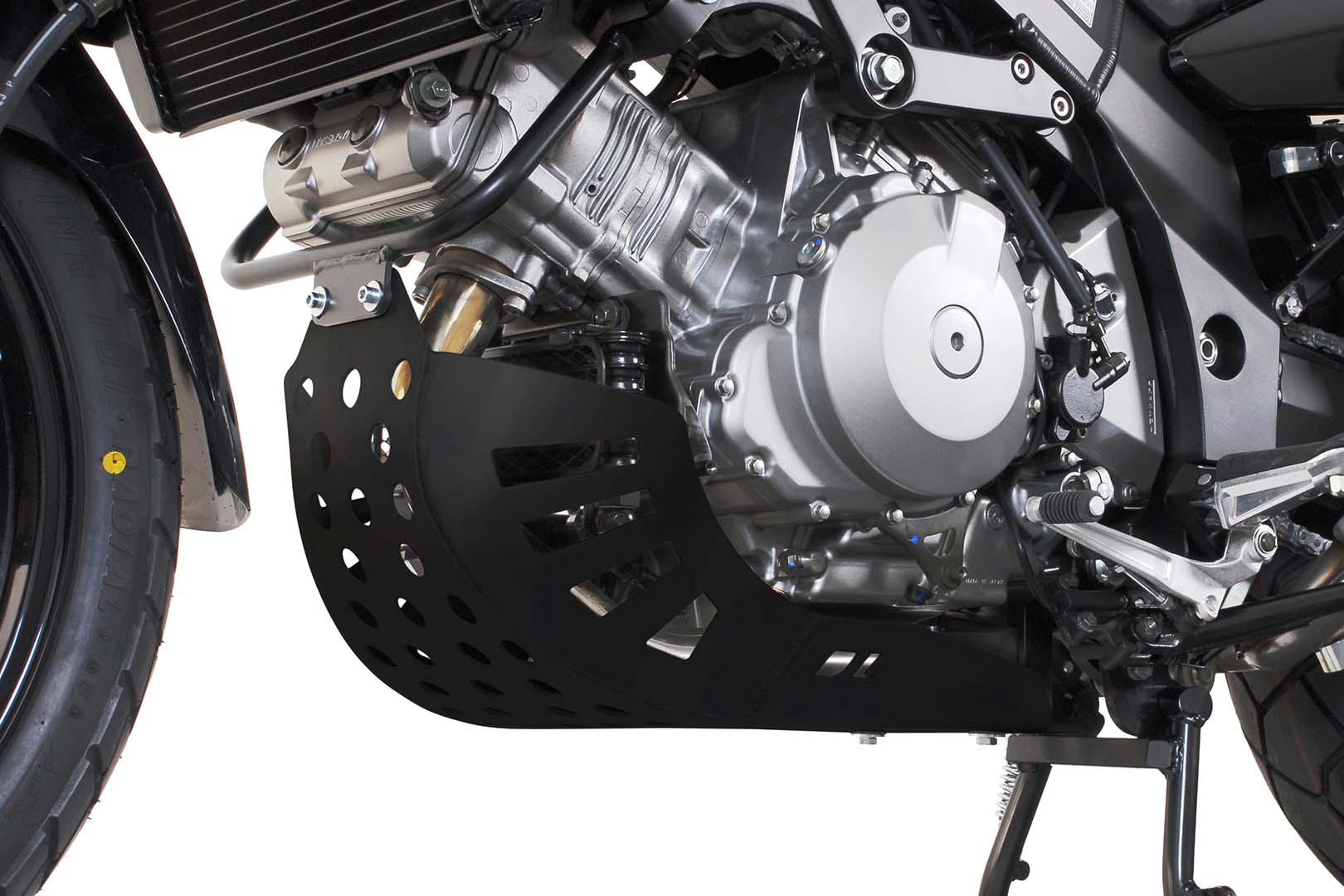 SW-Motech Pohjapanssari (moottorinsuojarautojen yht.) Suzuki DL1000 V-Strom must